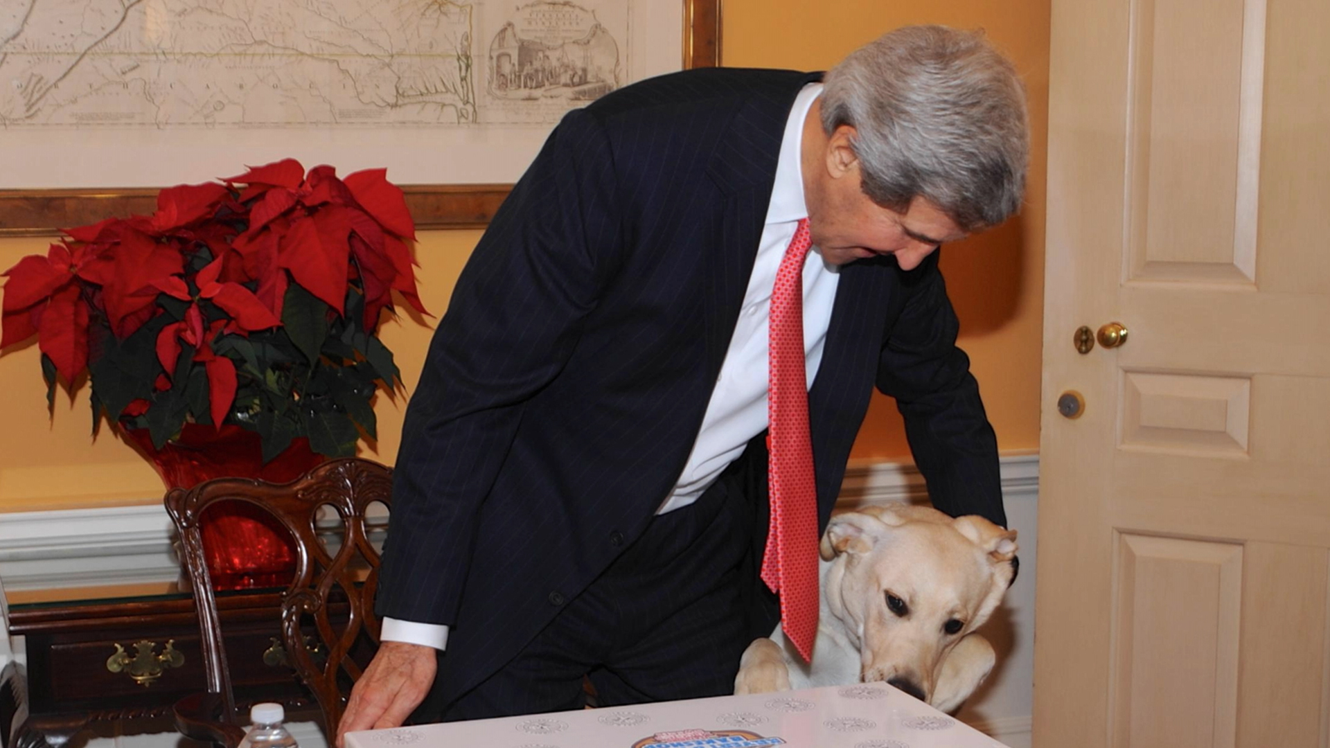 Happy birthday John Kerry!