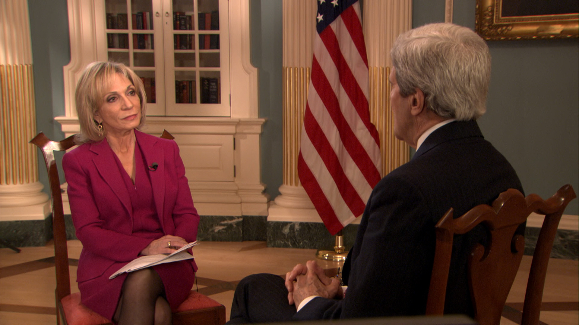 Kerry talks Keystone XL Pipeline