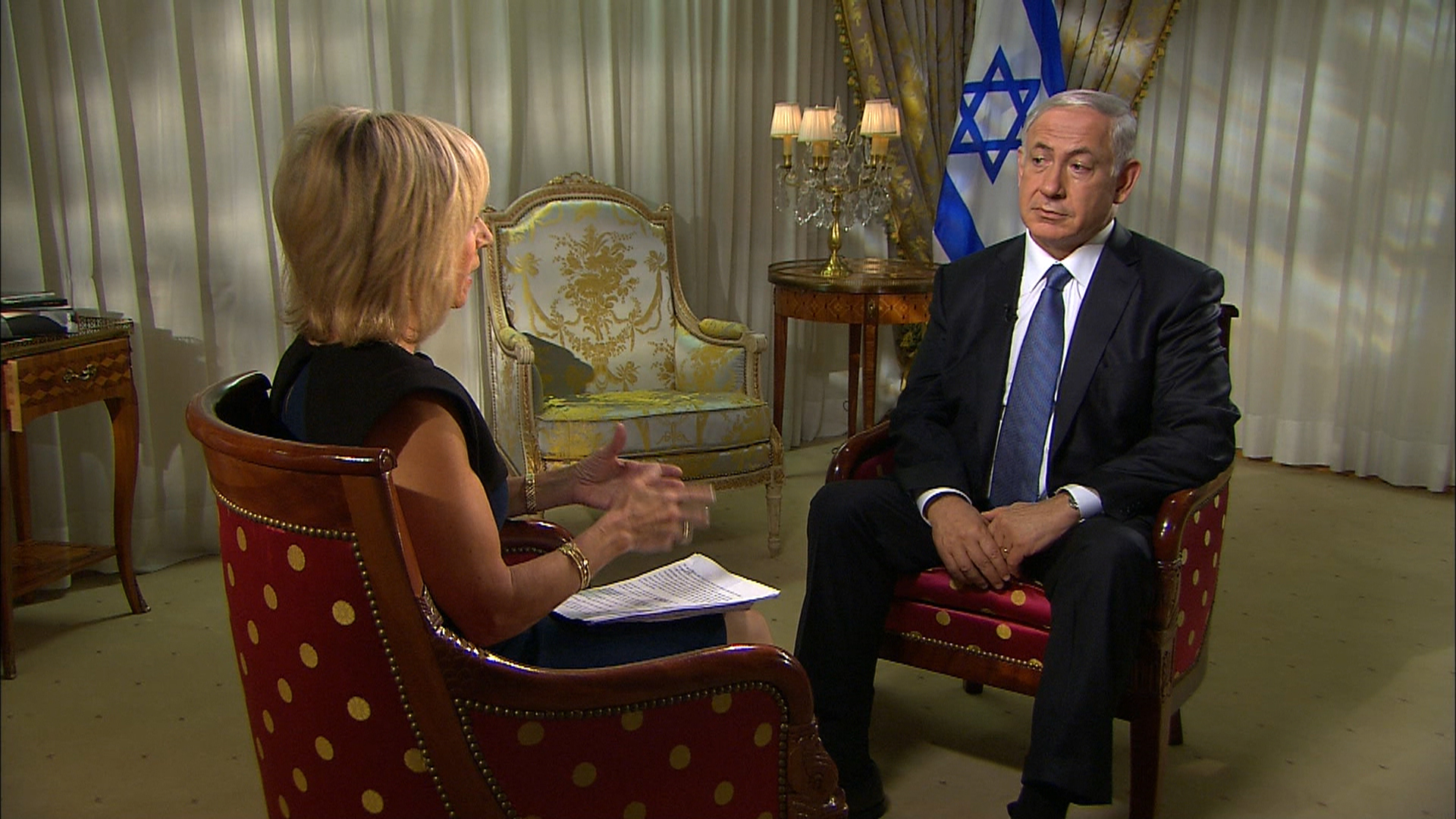 Netanyahu: 'Get the facts right'