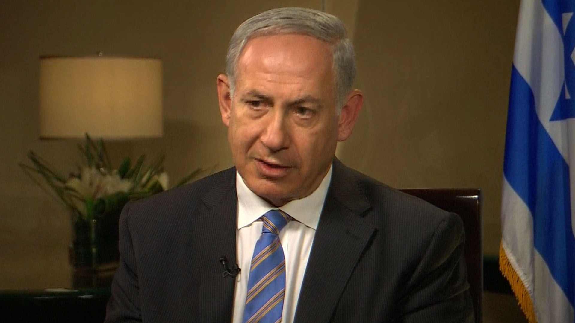 Netanyahu: Partial deal is Syria would be bad