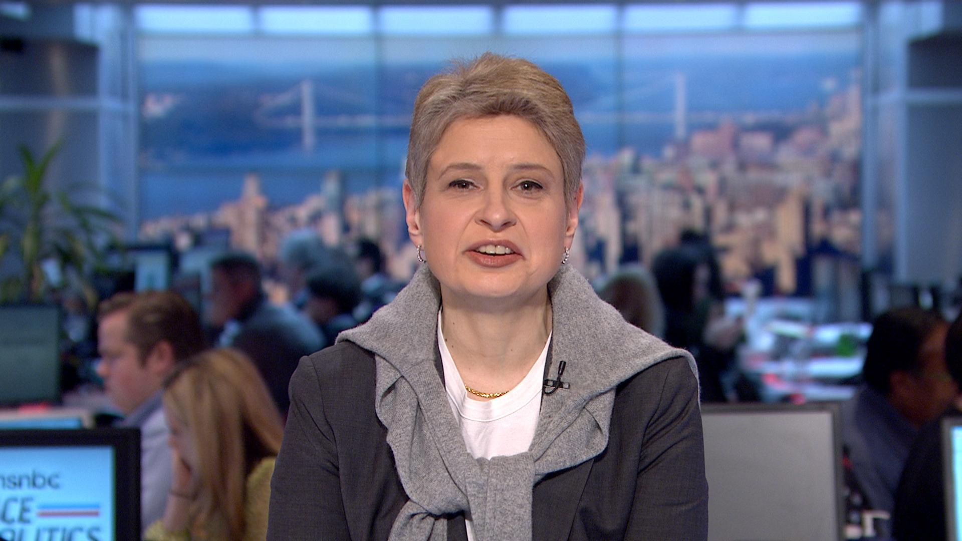 Khrushcheva: Putin doesn't have endgame
