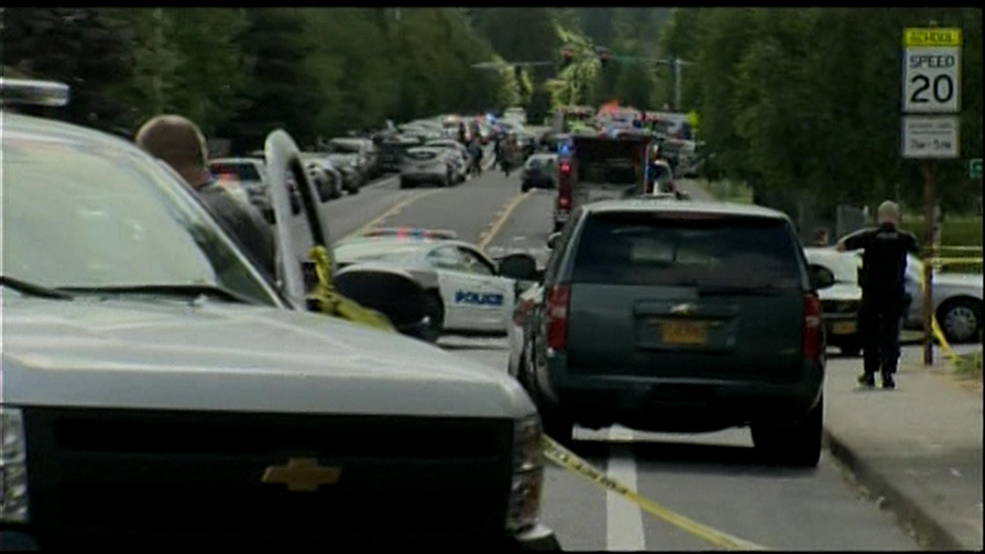 Alleged Oregon shooter deceased