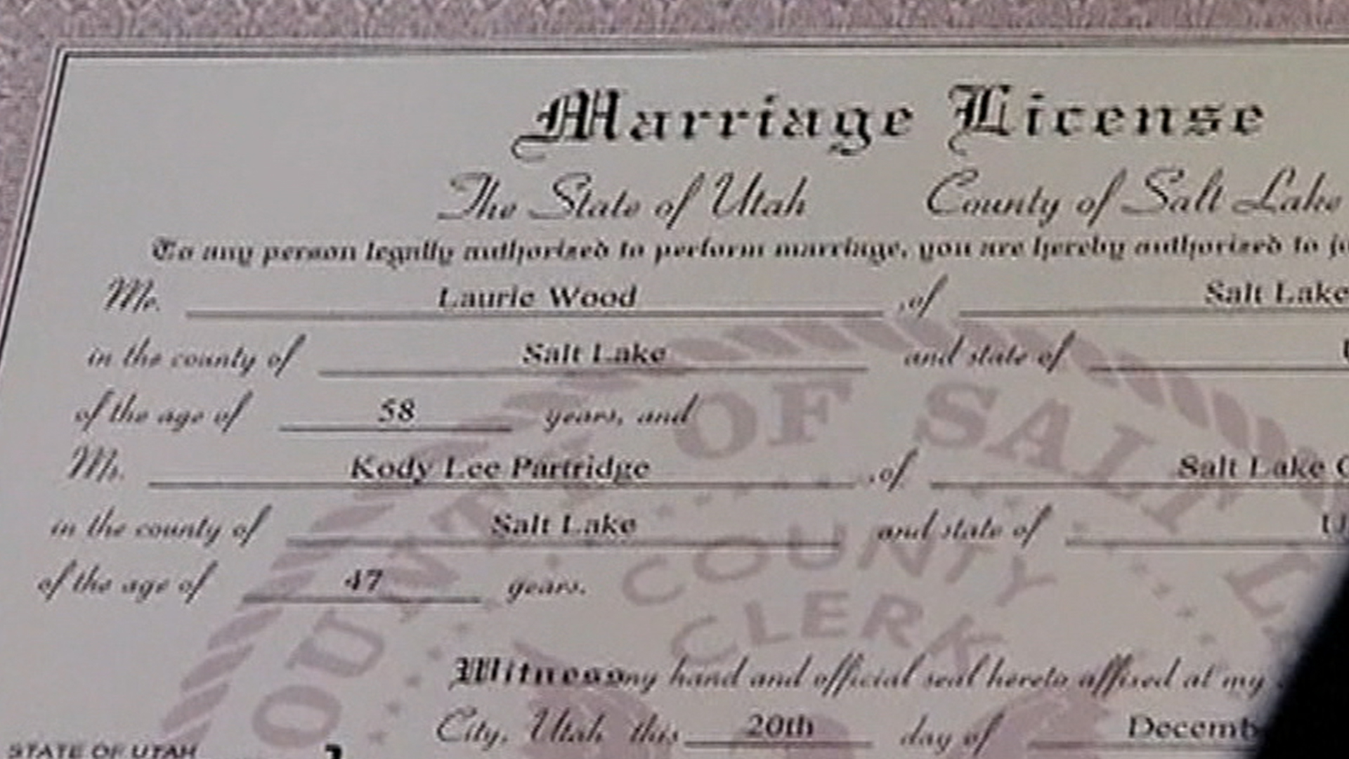 Judge allows same-sex marriages to continue