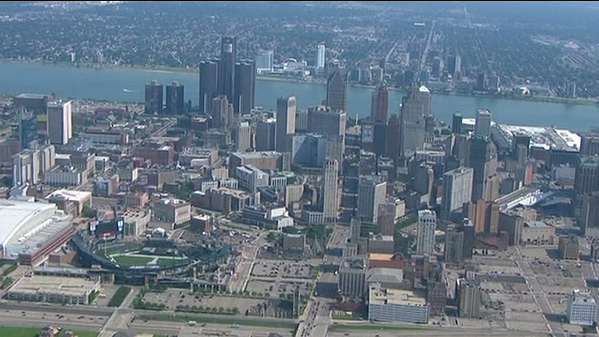 'We need more jobs' here, says Detroit...
