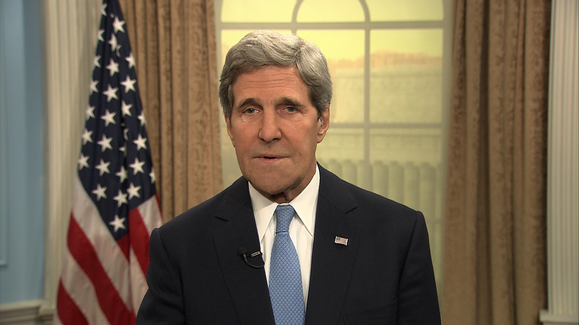 Kerry: 'We're still hopeful' on Iranian talks