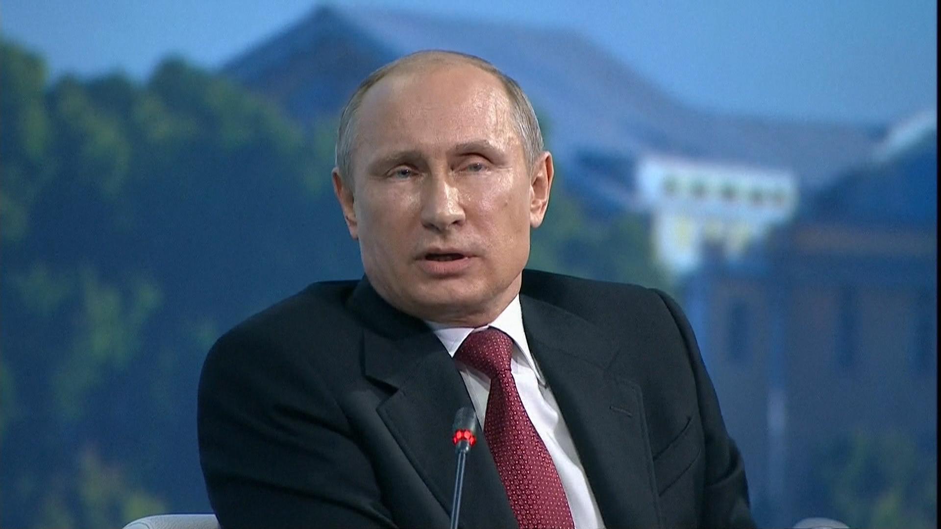 Putin outlines plan for Eurasian union