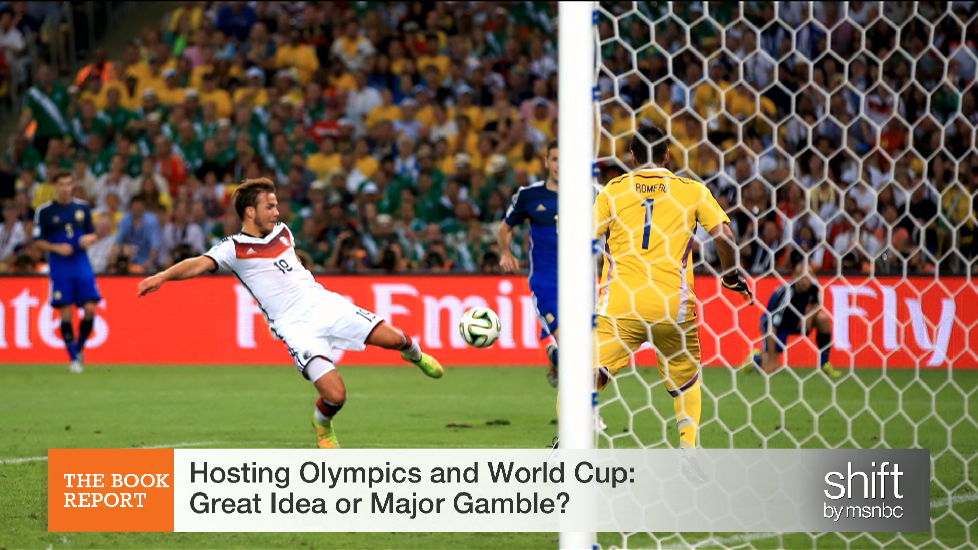 Is hosting major sporting events a gamble?