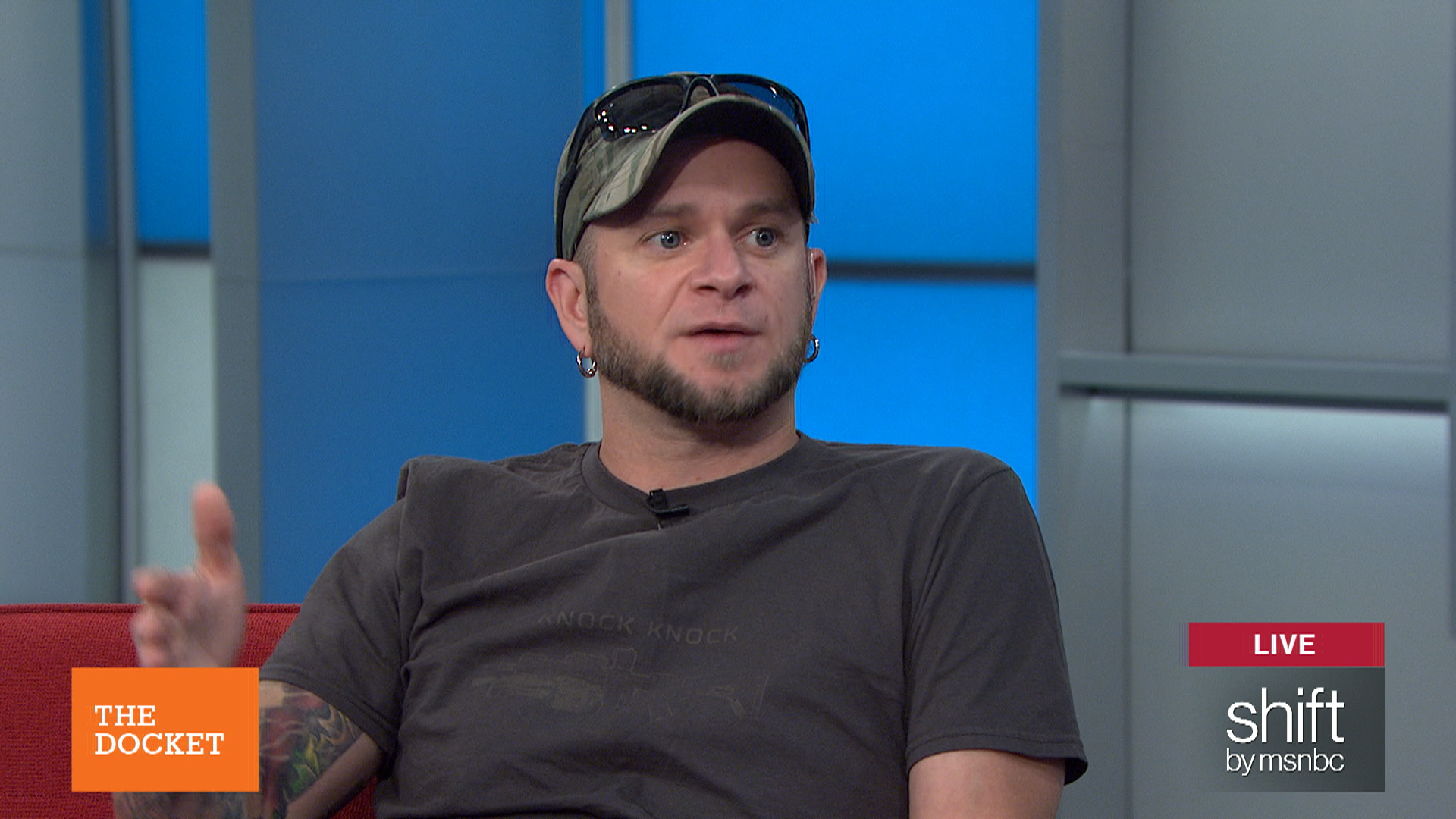 'All That Remains' is gutsy political views