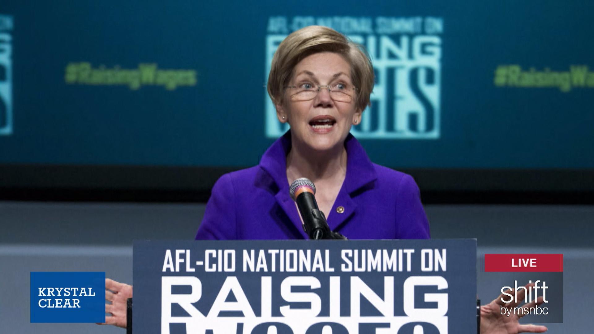Elizabeth Warren 2016 – A Republican makes...