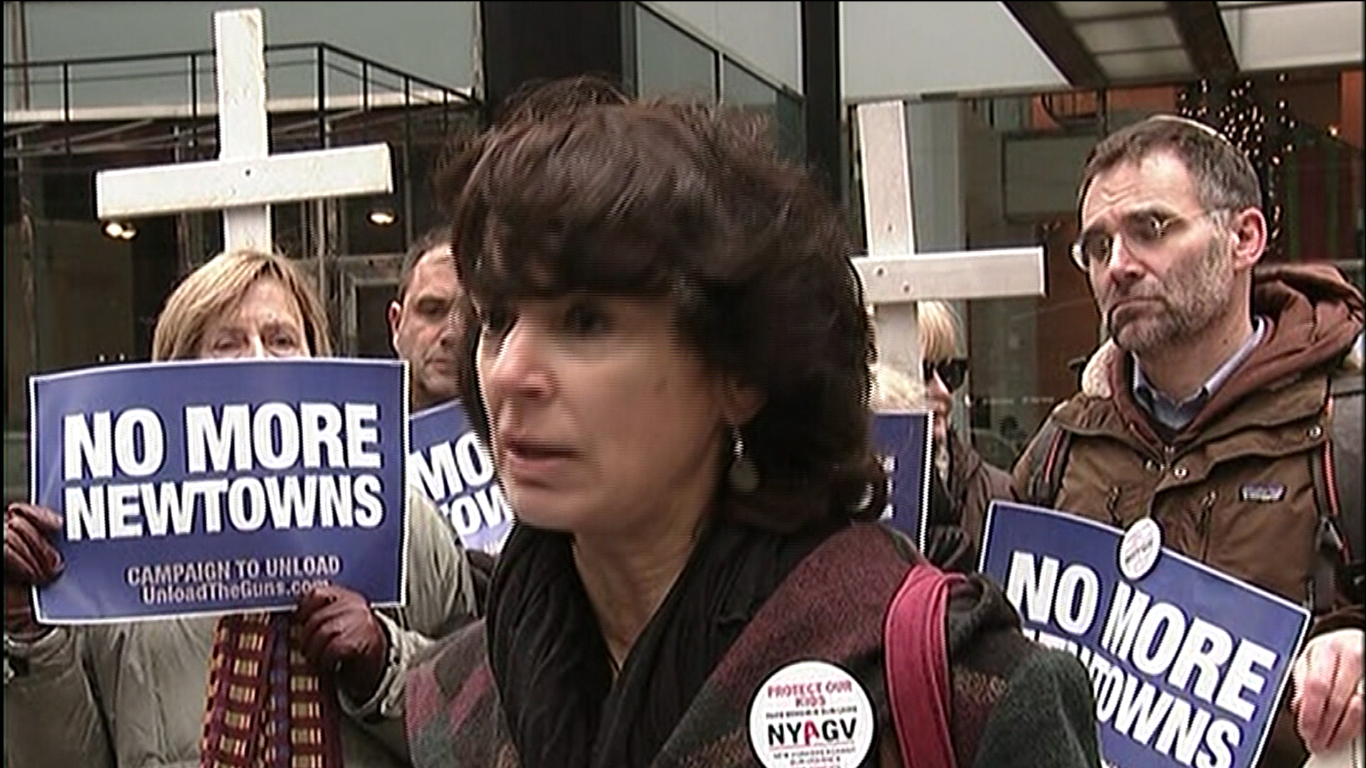 Collective action one year after Newtown