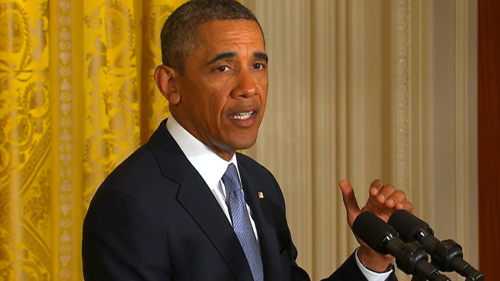 Christie 'outraged'; Obama's NSA reform