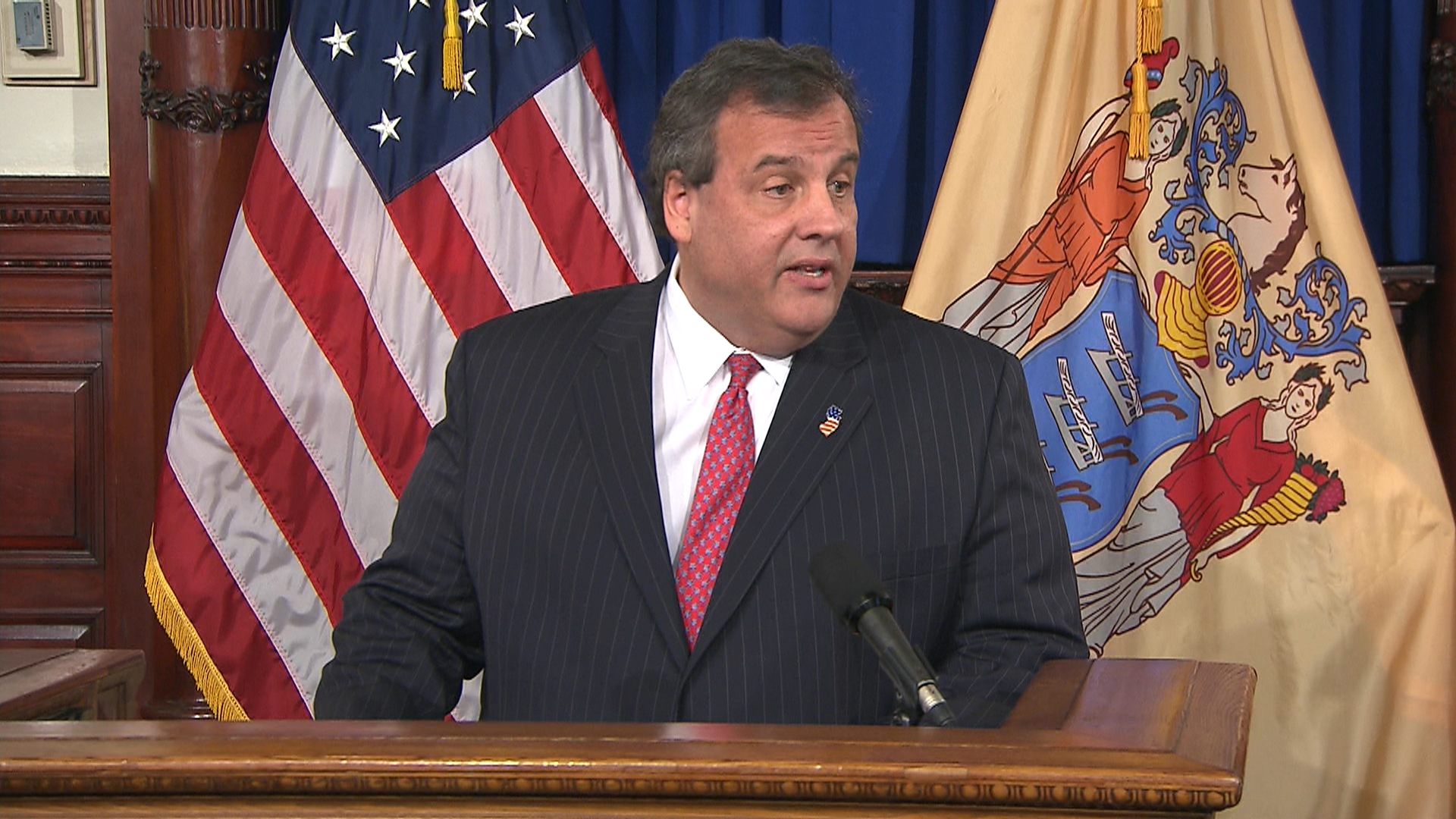 Chris Christie 'embarrassed and humiliated'