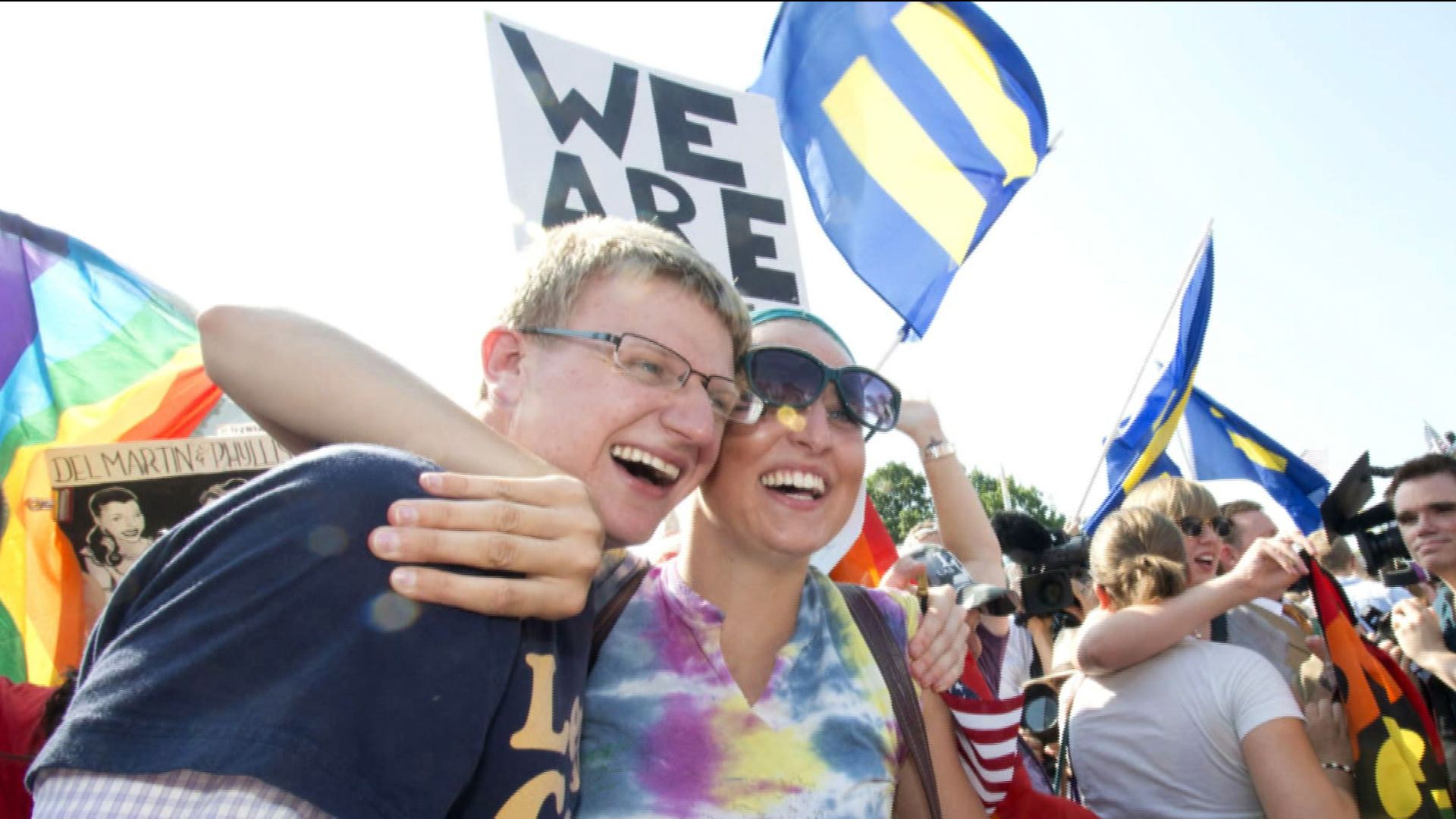 Banner year for LGBT rights