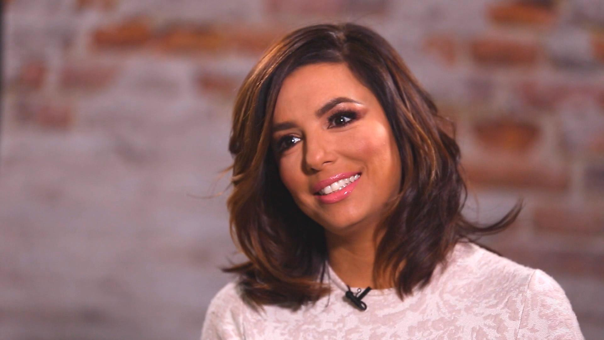 Eva Longoria's life is like a Telenovela