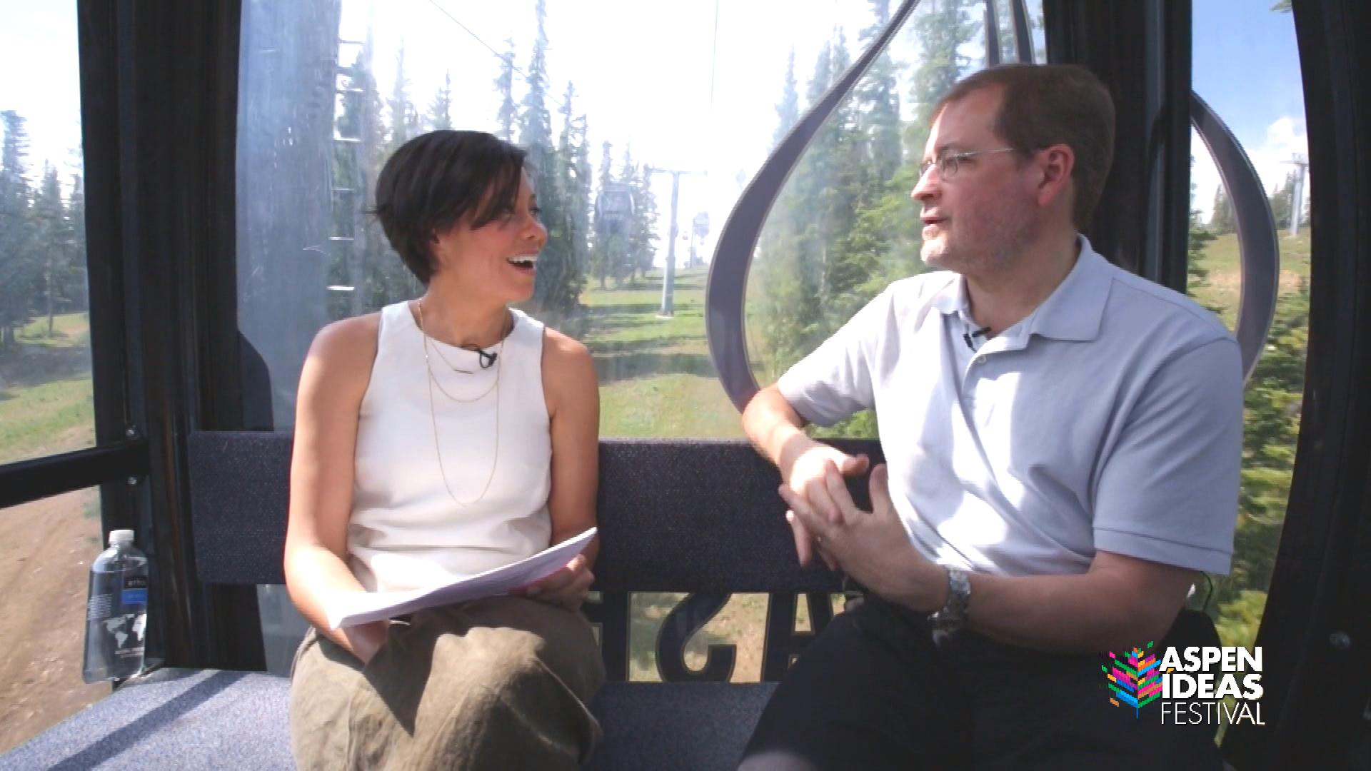 1-on-1 with Grover Norquist