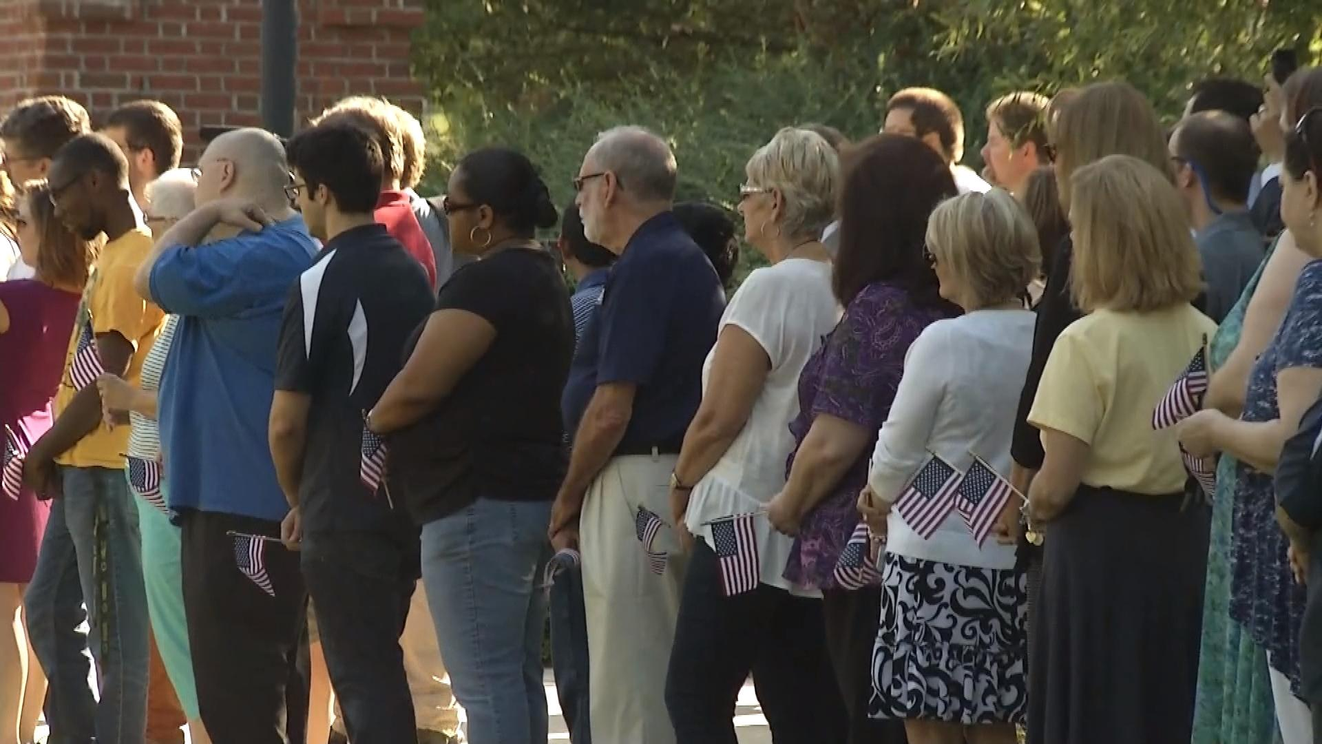Tennessee vigil emphasizes focus on victims