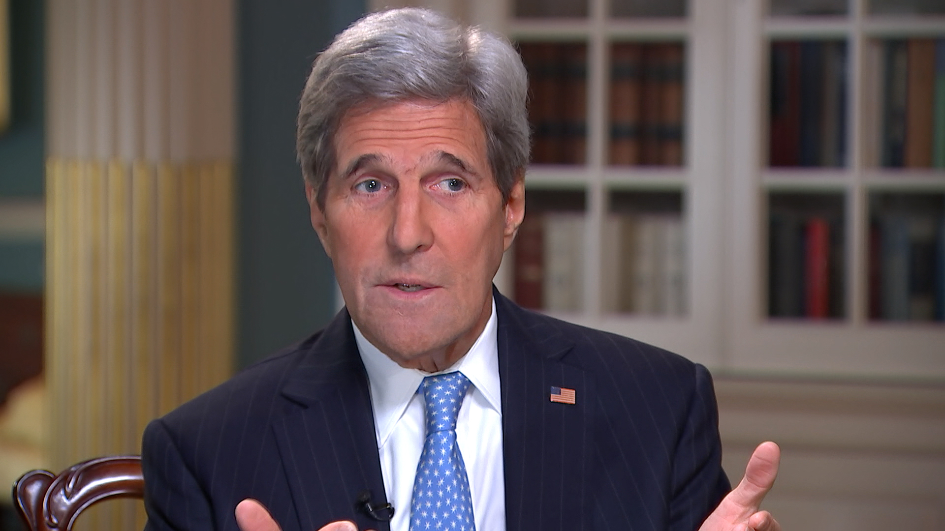 Secy. Kerry says TPP 'will create jobs'