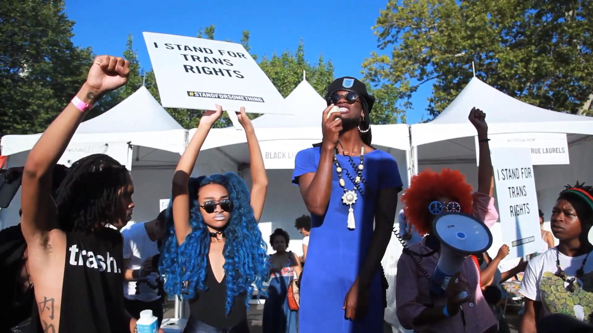 Afropunk stands with #TransLivesMatter