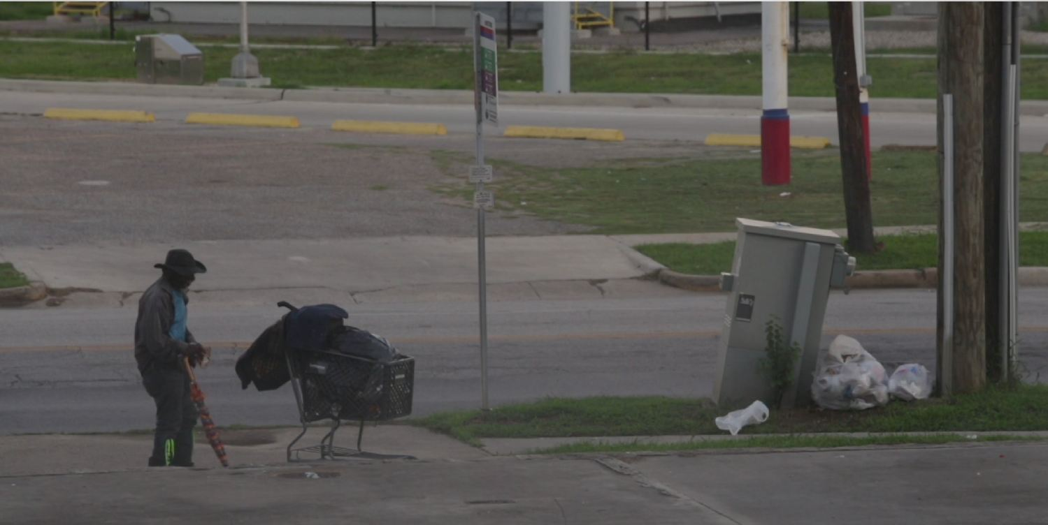 Houston plans to eradicate homelessness
