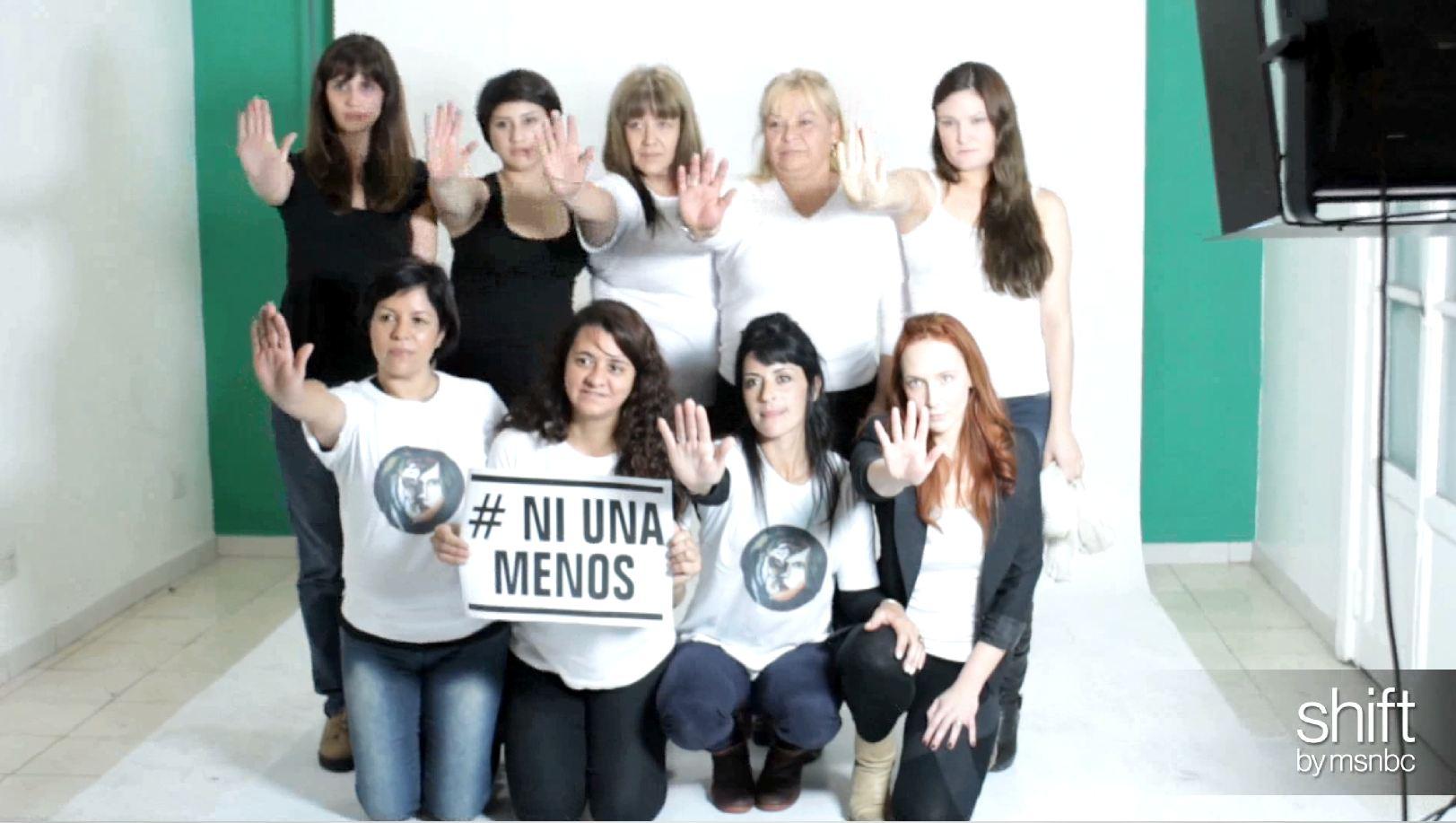 Argentina's femicide problem
