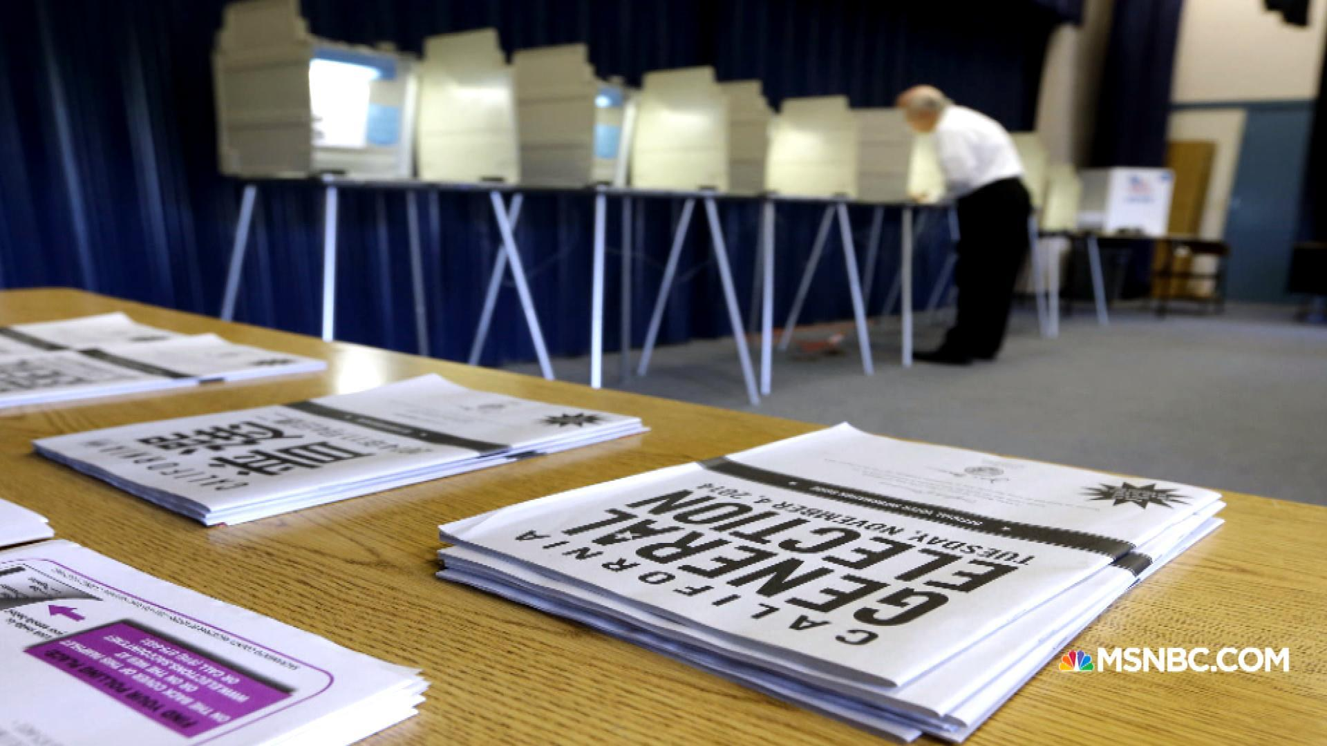 Fight for voting rights pivotal for democracy