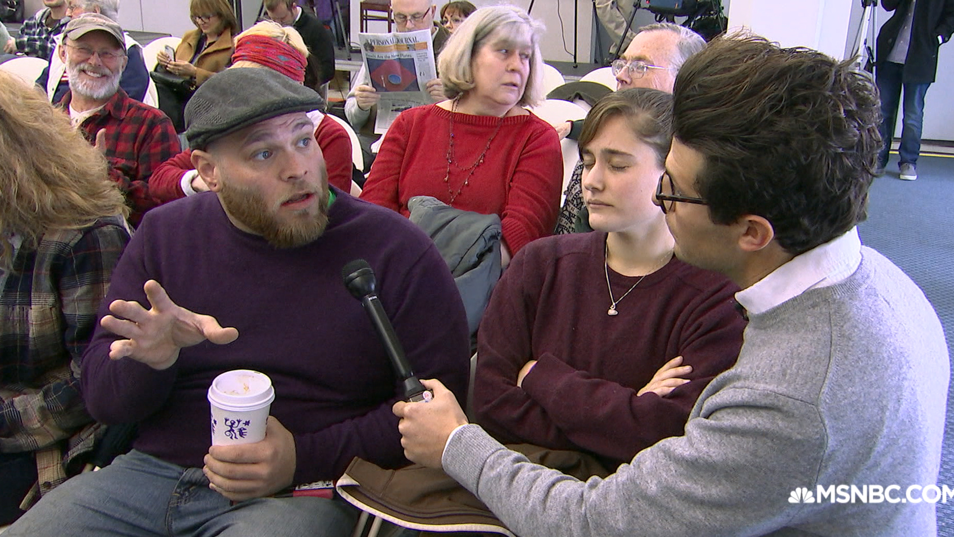 Opiate abuse at top of NH voters' minds