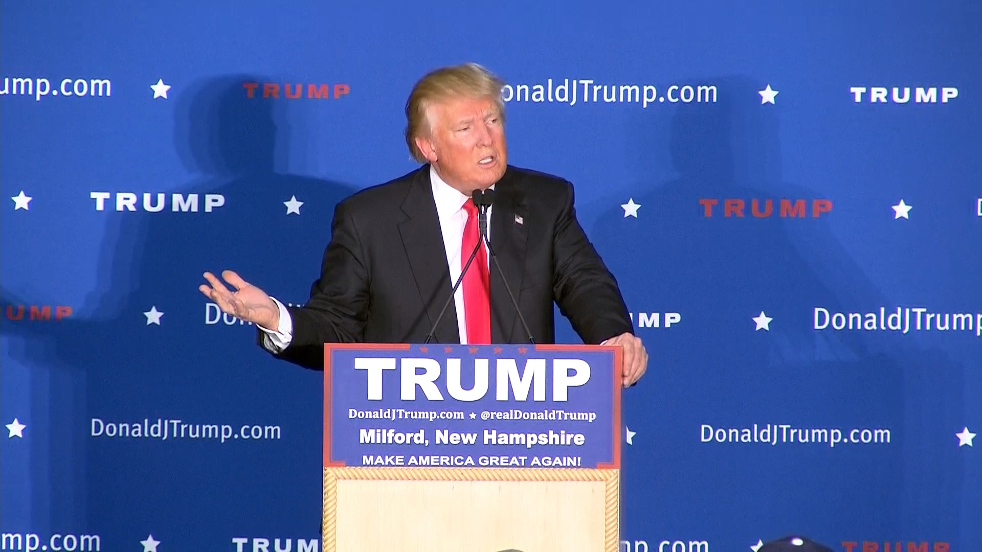 Trump slams Cruz on Carson rumors