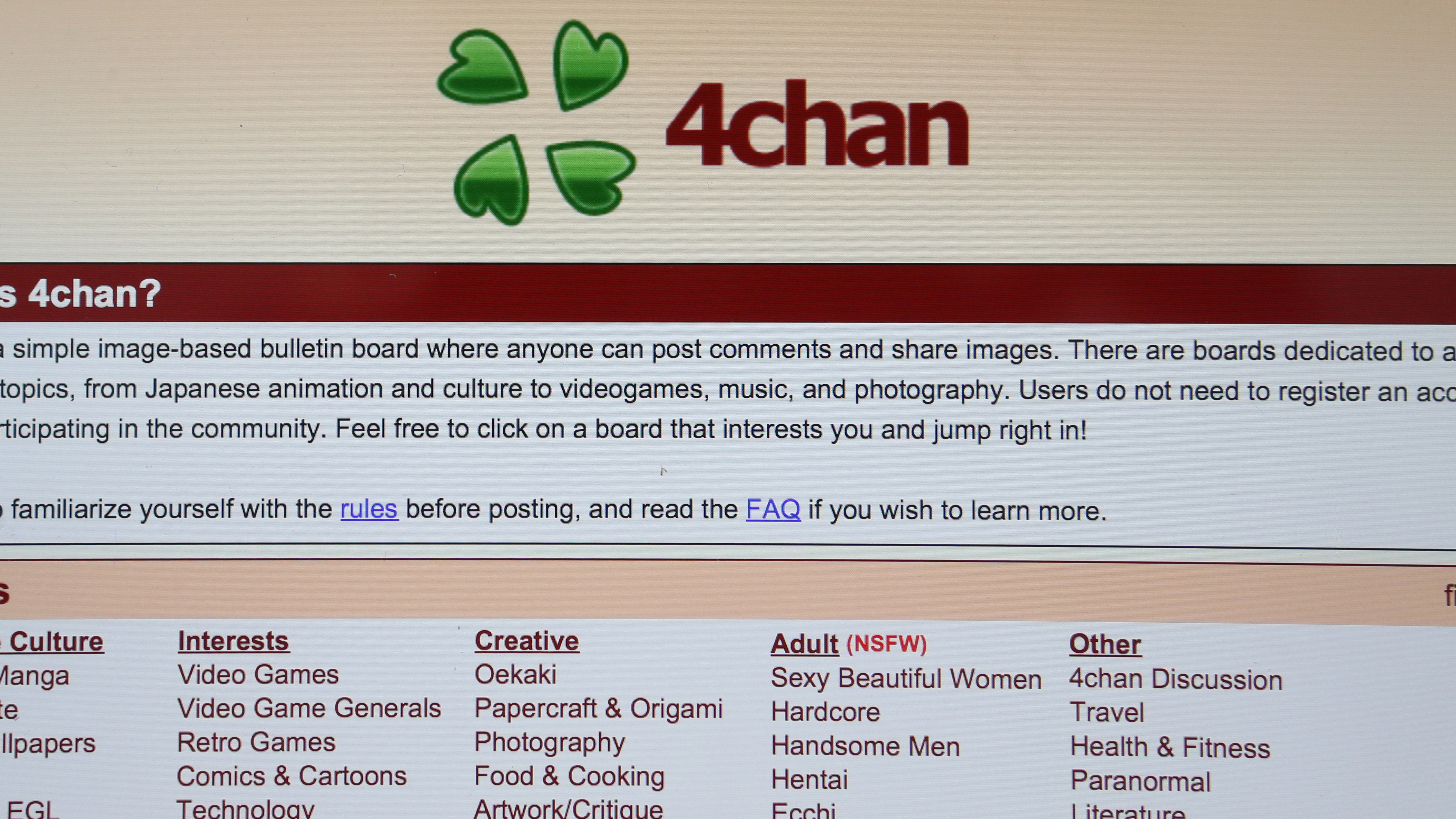 4chan Gallery