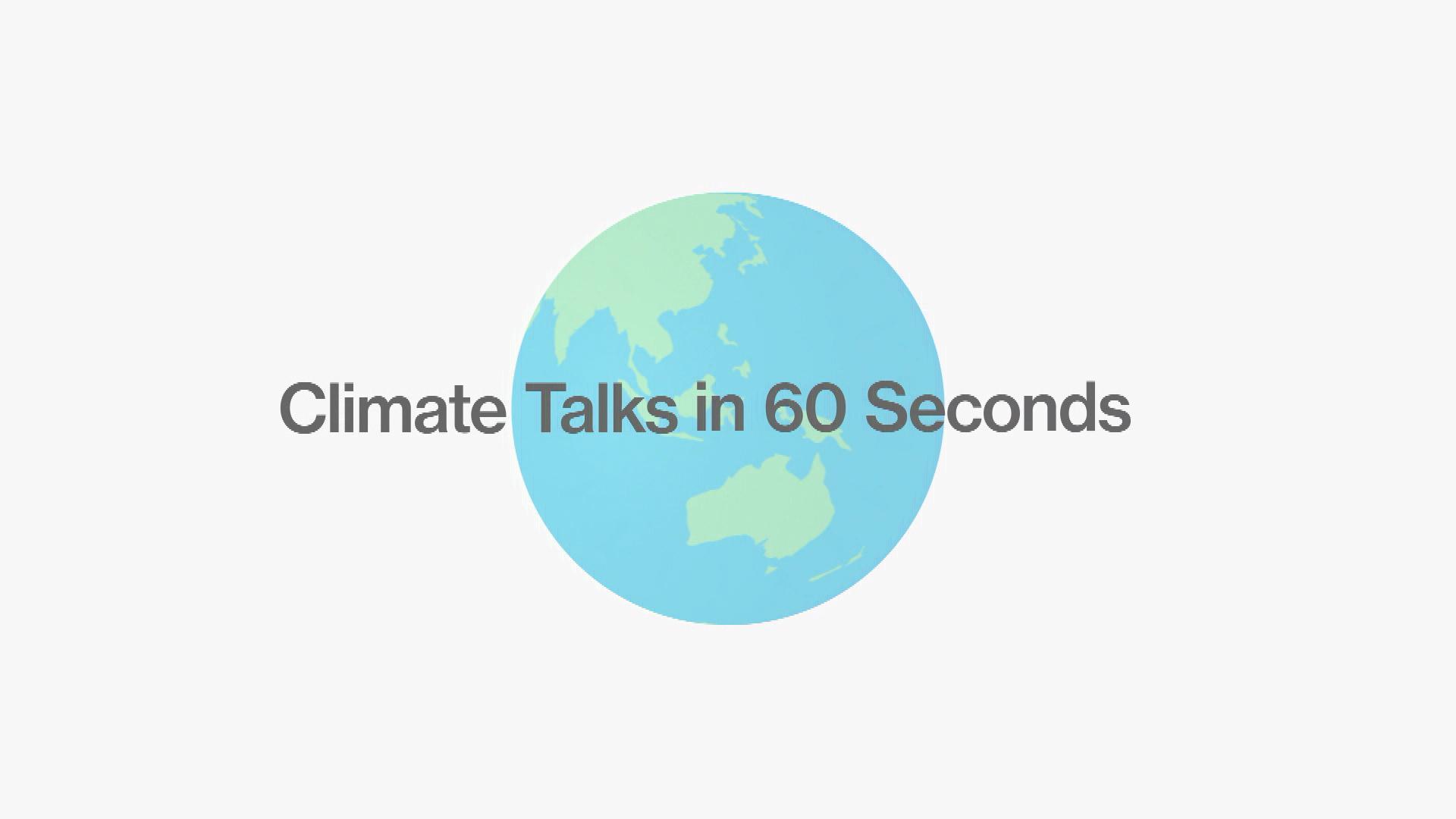 'It's War' at the Paris Climate Talks
