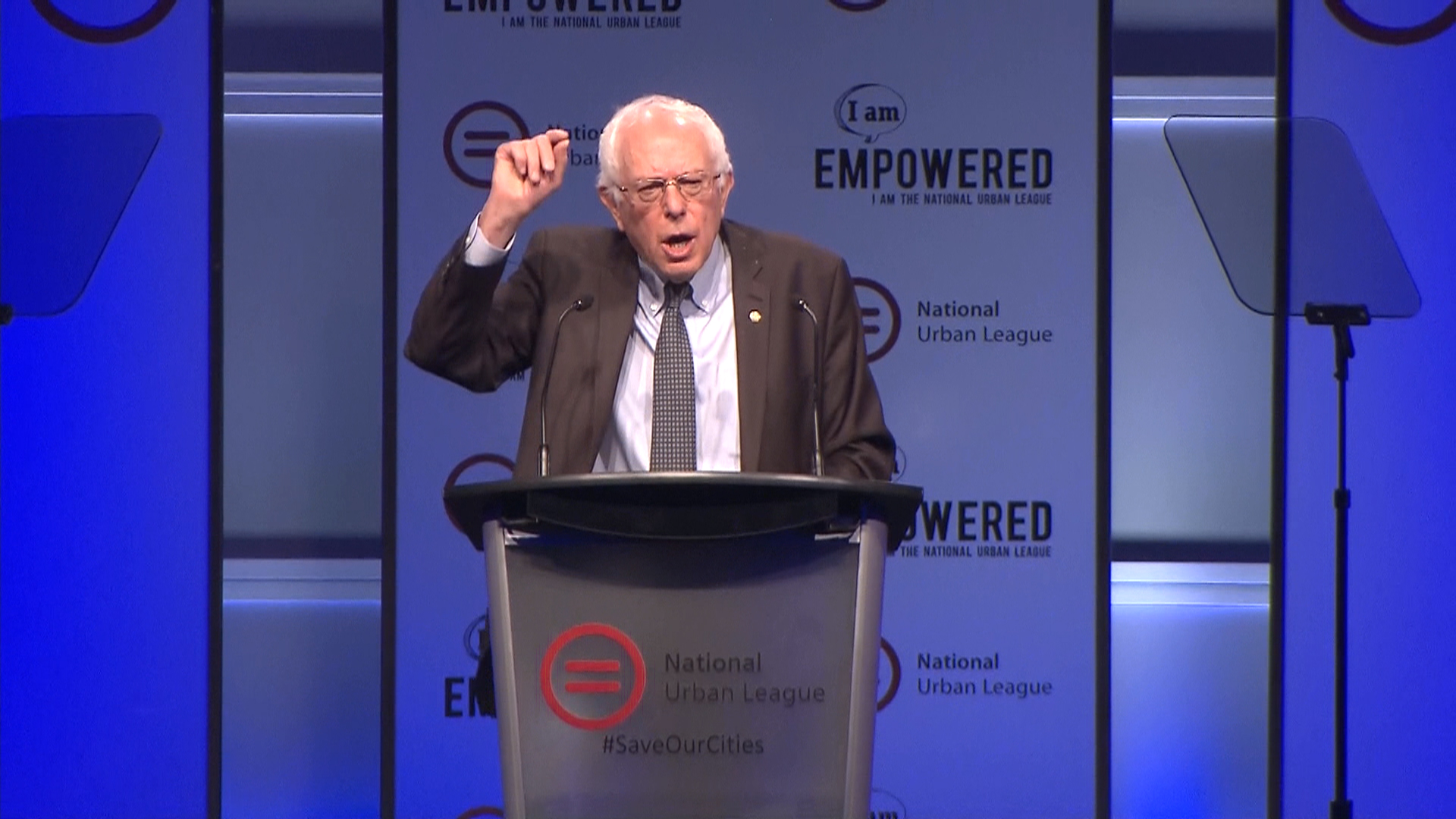 Sanders: We need some new thinking