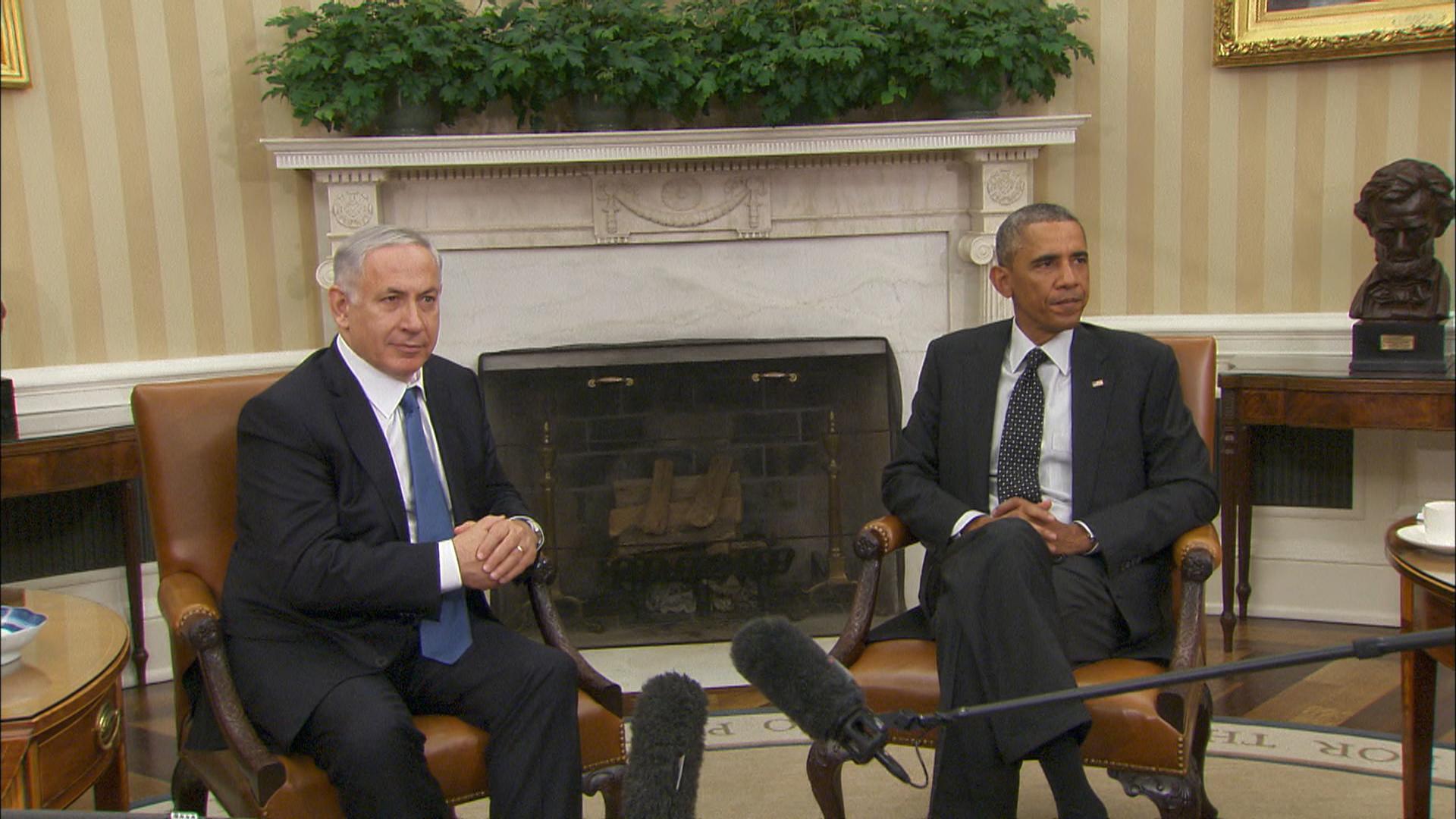 Obama, Netanyahu stress 'bond of friendship'