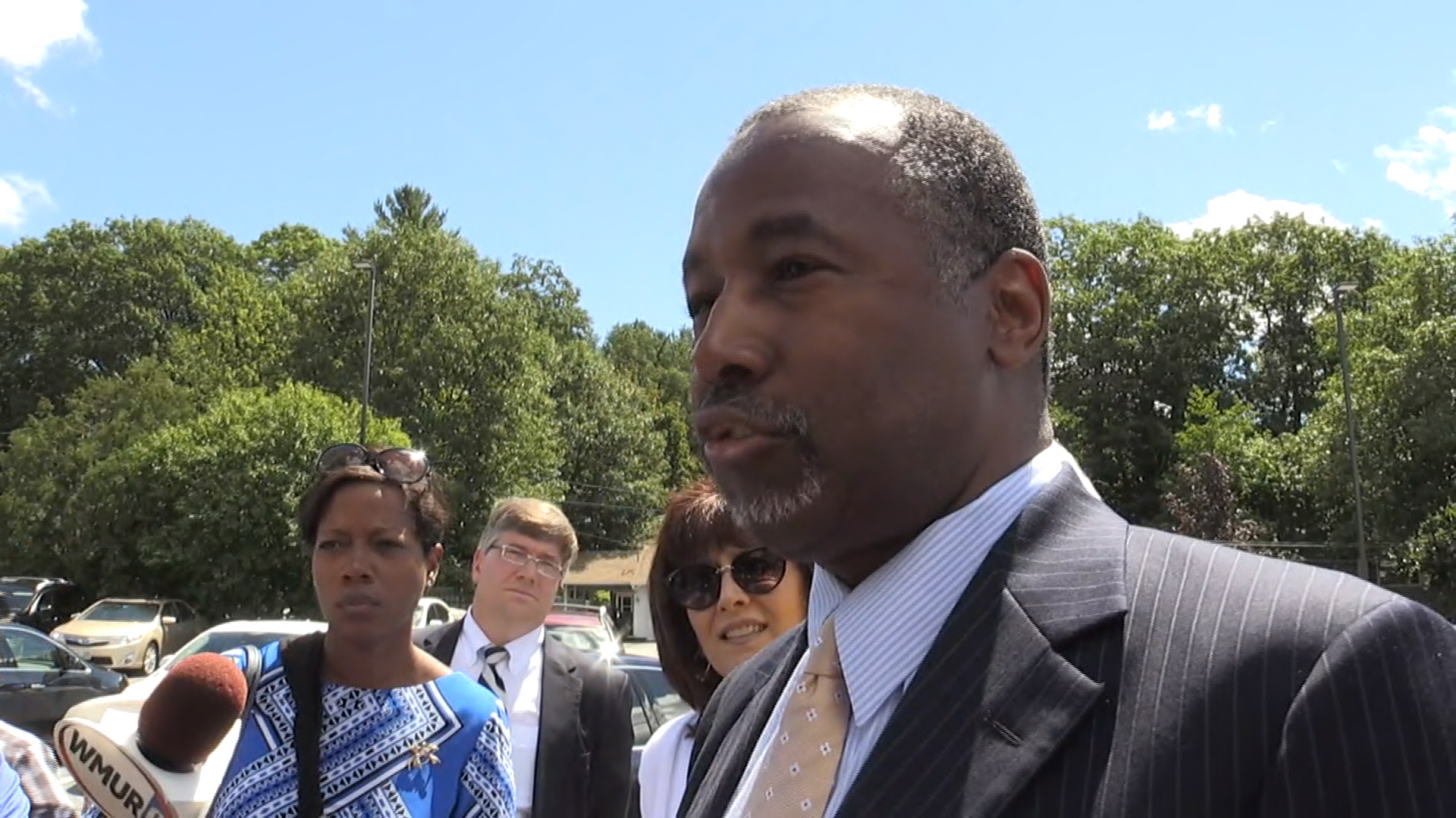 Carson discusses past use of fetal tissue