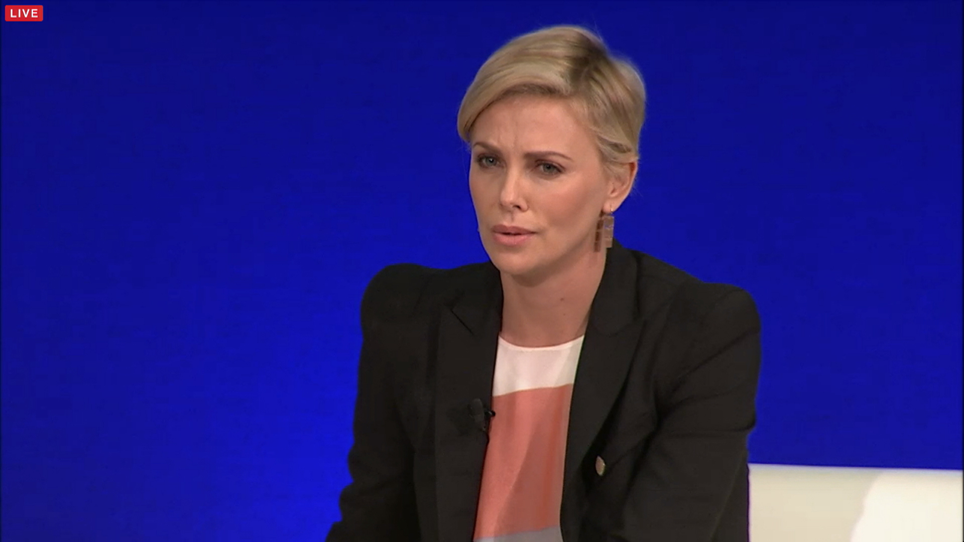 Charlize Theron on what inspired her AIDS...
