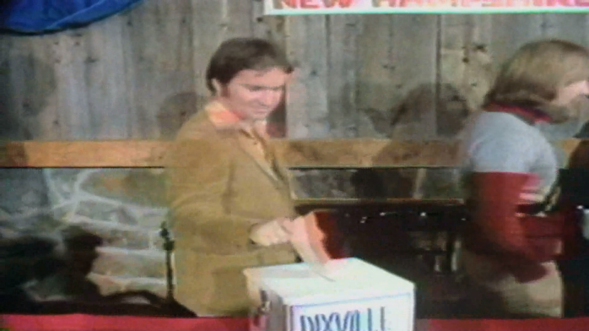 Dixville Notch: Where voting comes early