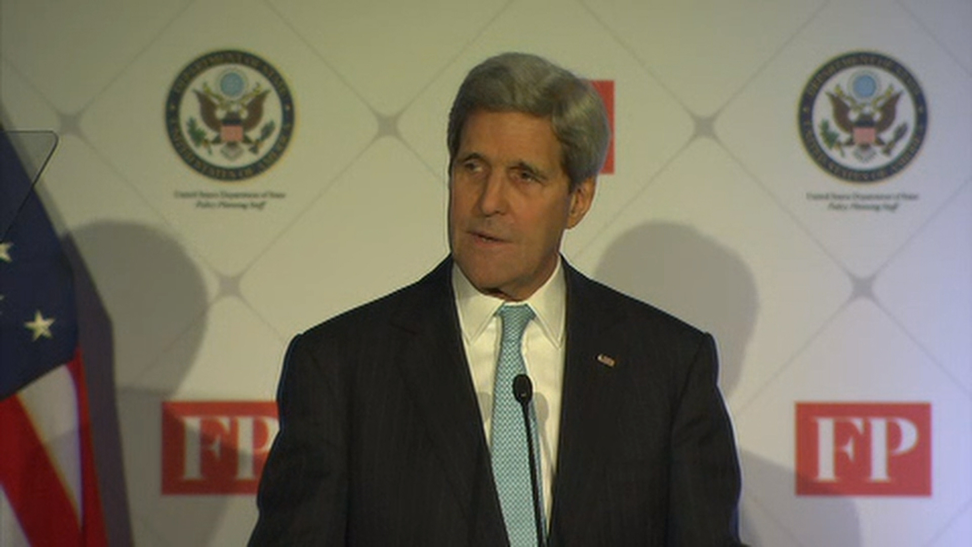Kerry: The US is 'not intimidated' by ISIS