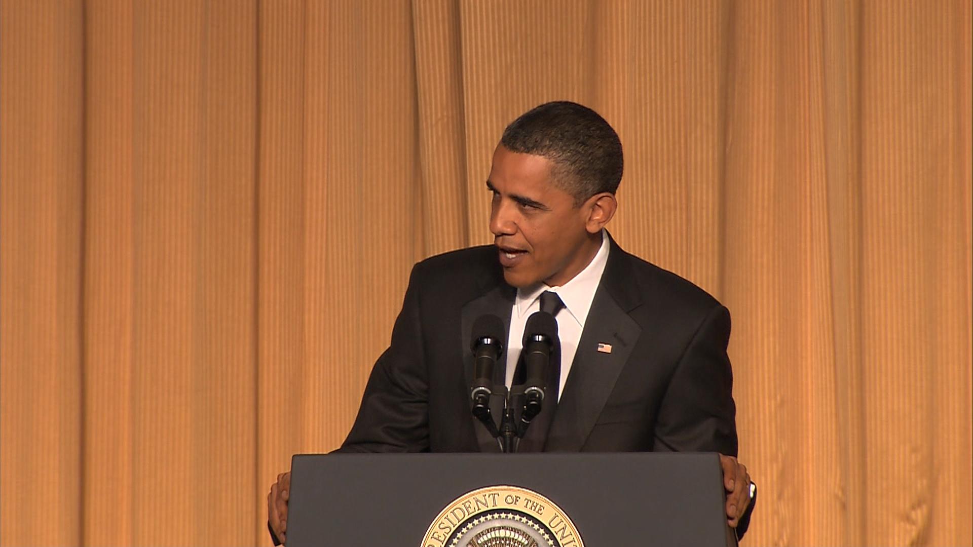 Presidents' best WHCD lines through history