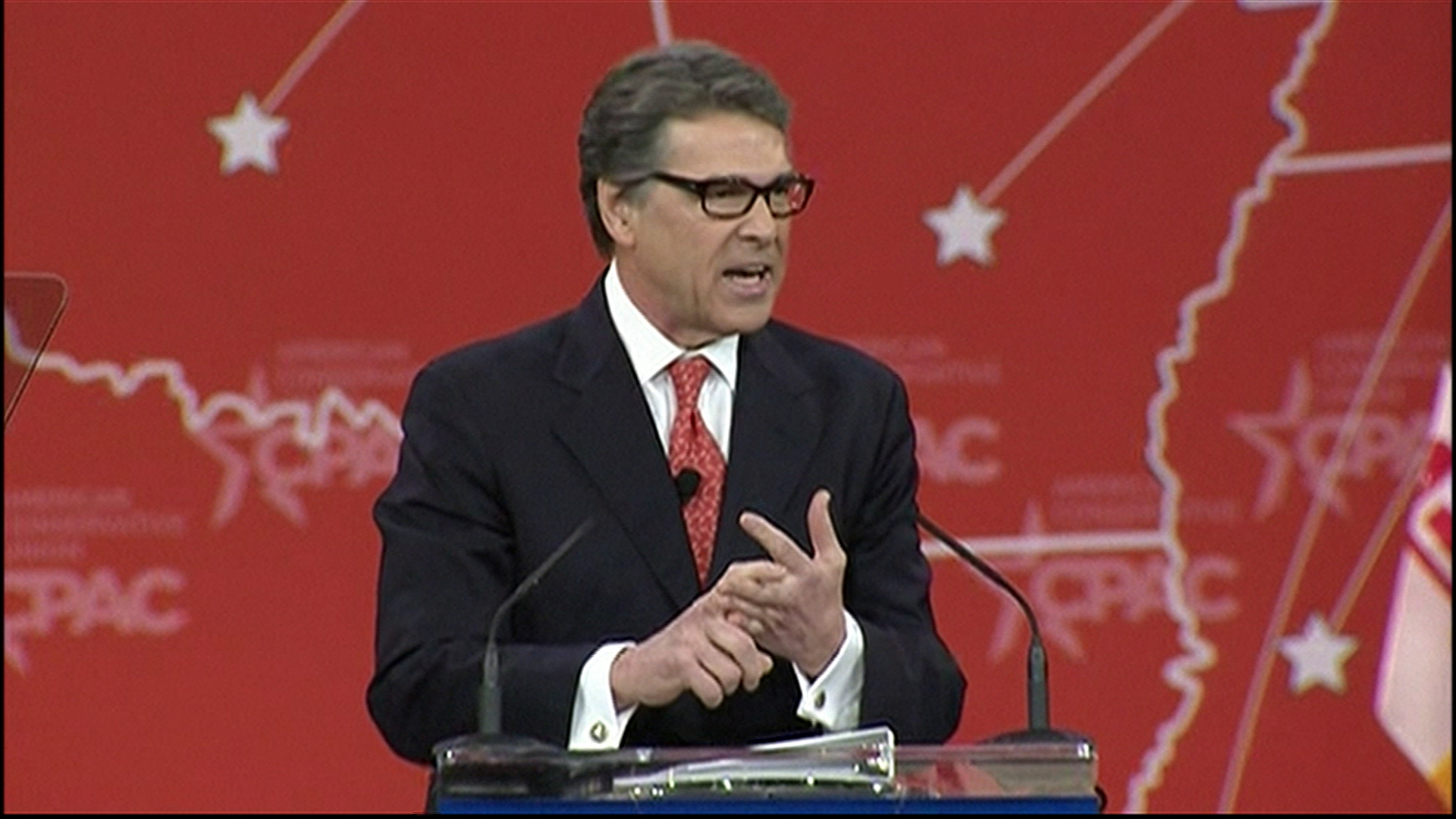 Perry: 'We will survive the Obama years'