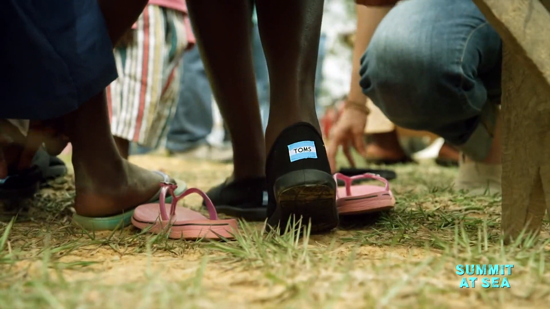 TOMS Shoes: Why giving can be good business