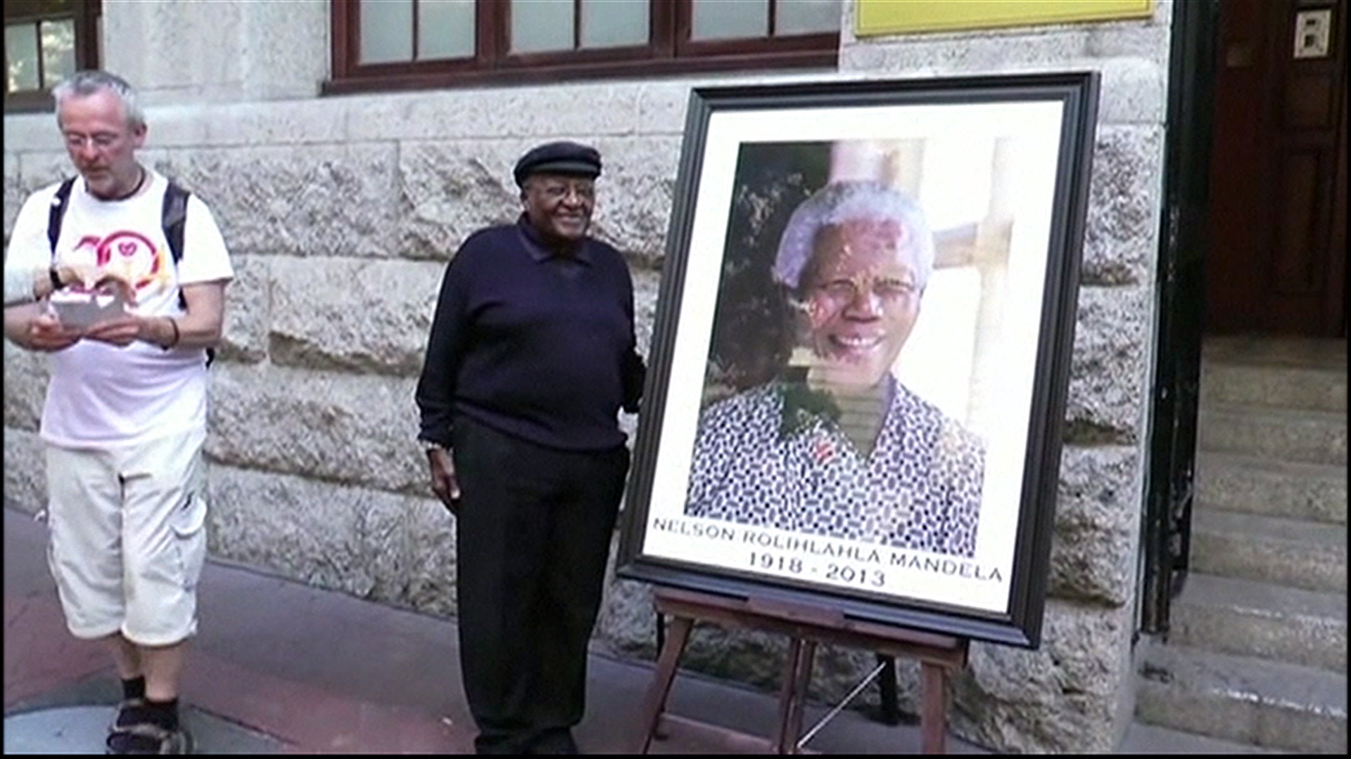 Desmond Tutu reflects on Mandela's legacy
