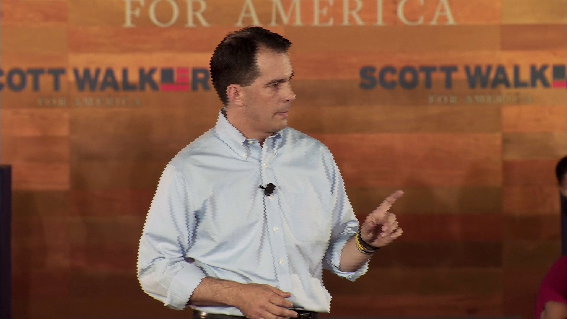 Full speech: Scott Walker announces 2016 run