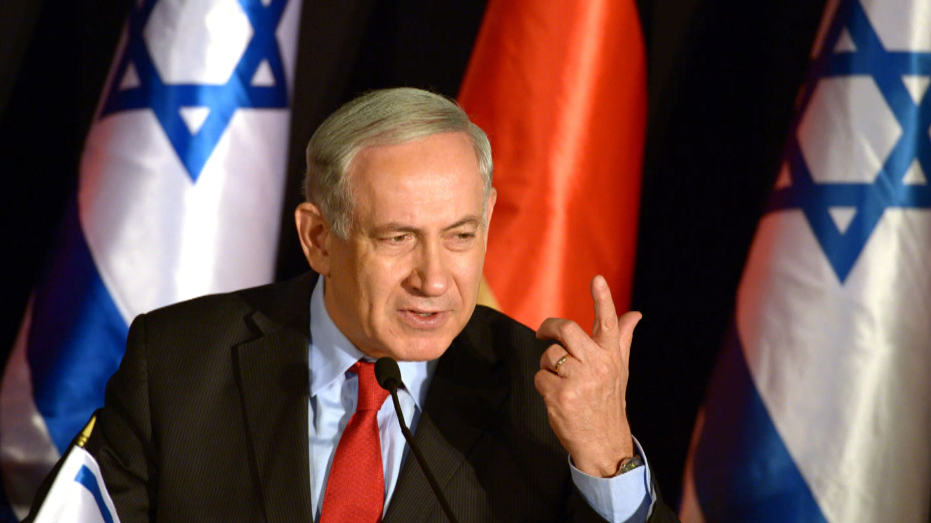 Netanyahu 'holds the key' to peace deal