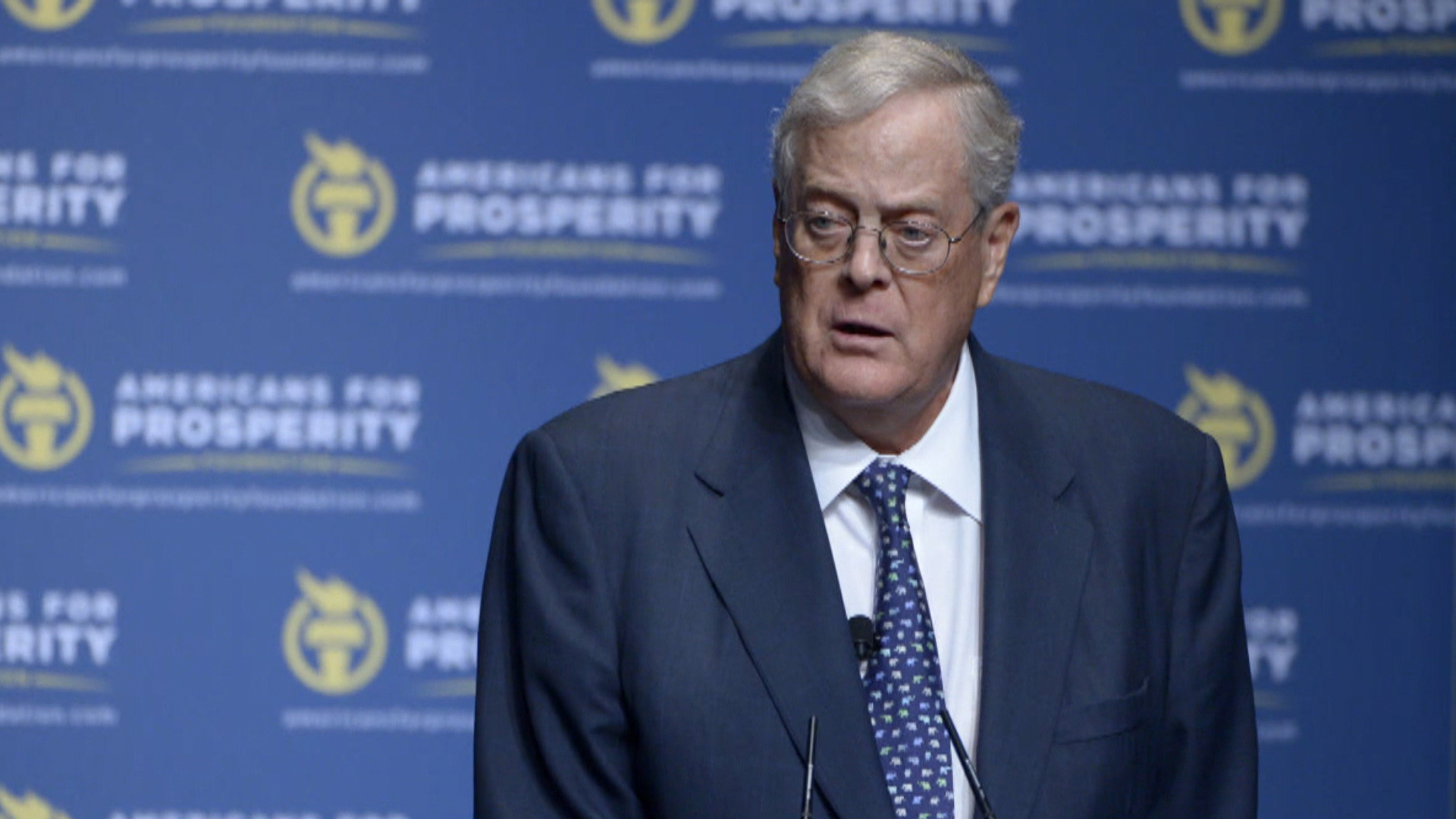 How the Koch brothers went mainstream
