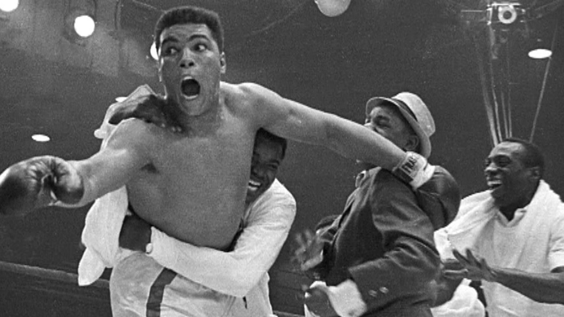 How Ali used his athlete-status for advocacy