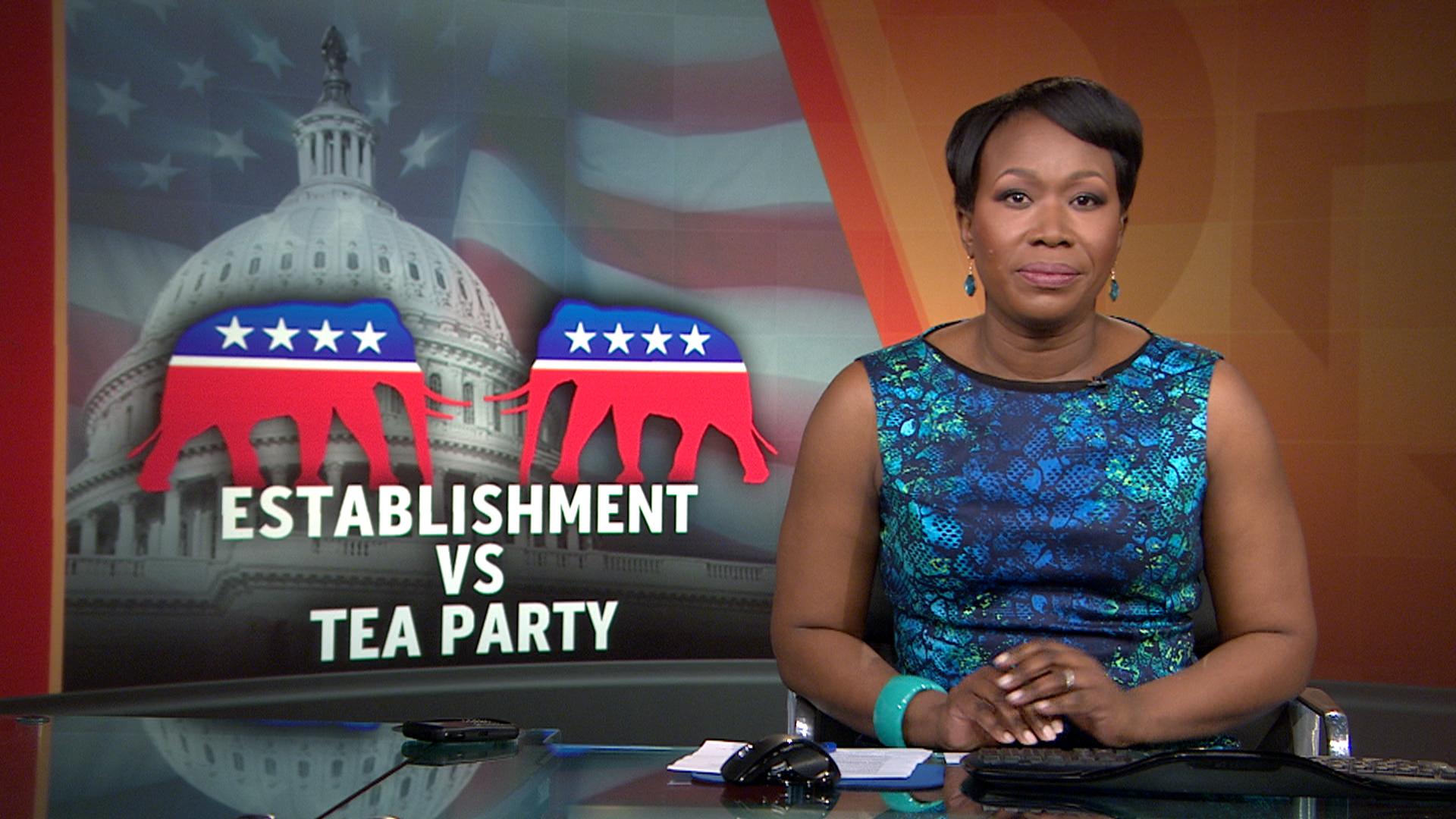 Primaries highlight internal GOP politics