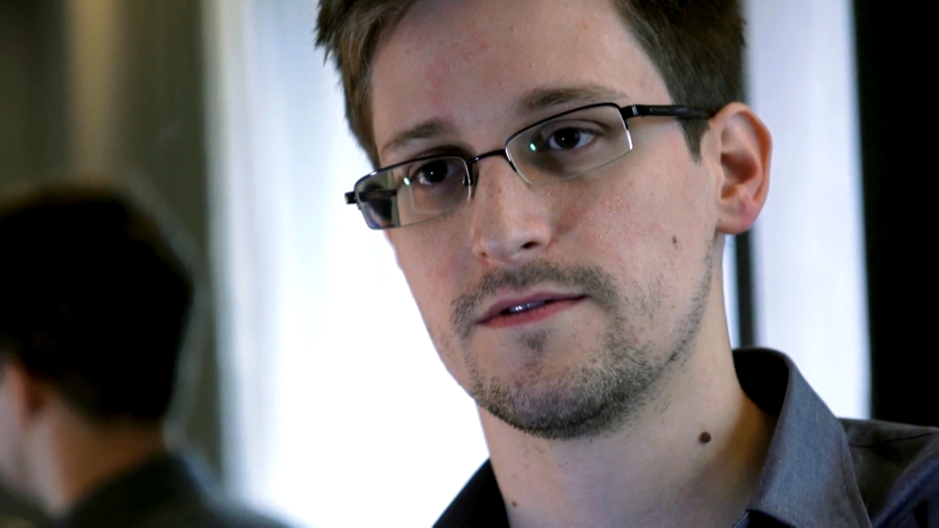 Snowden claims that he was trained as a spy
