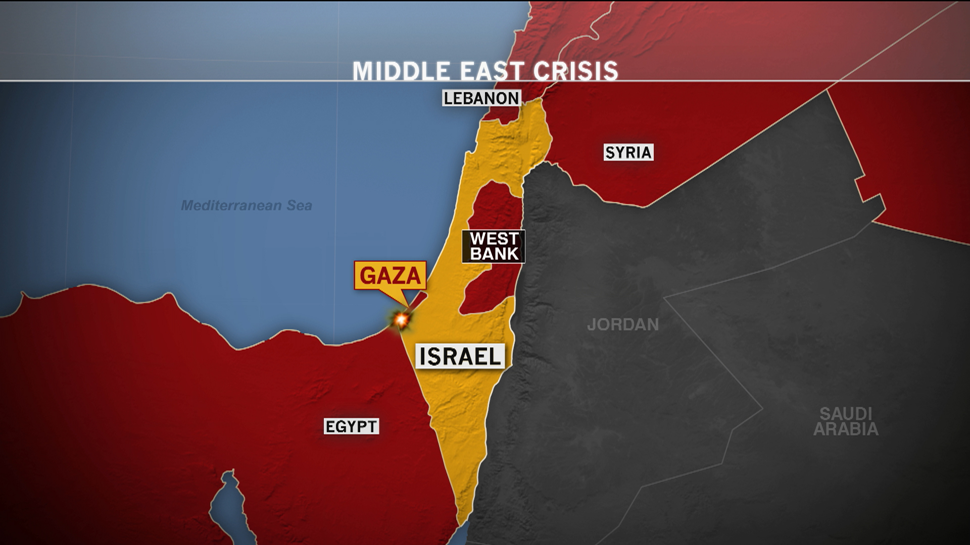 Diplomatic push for Gaza cease-fire