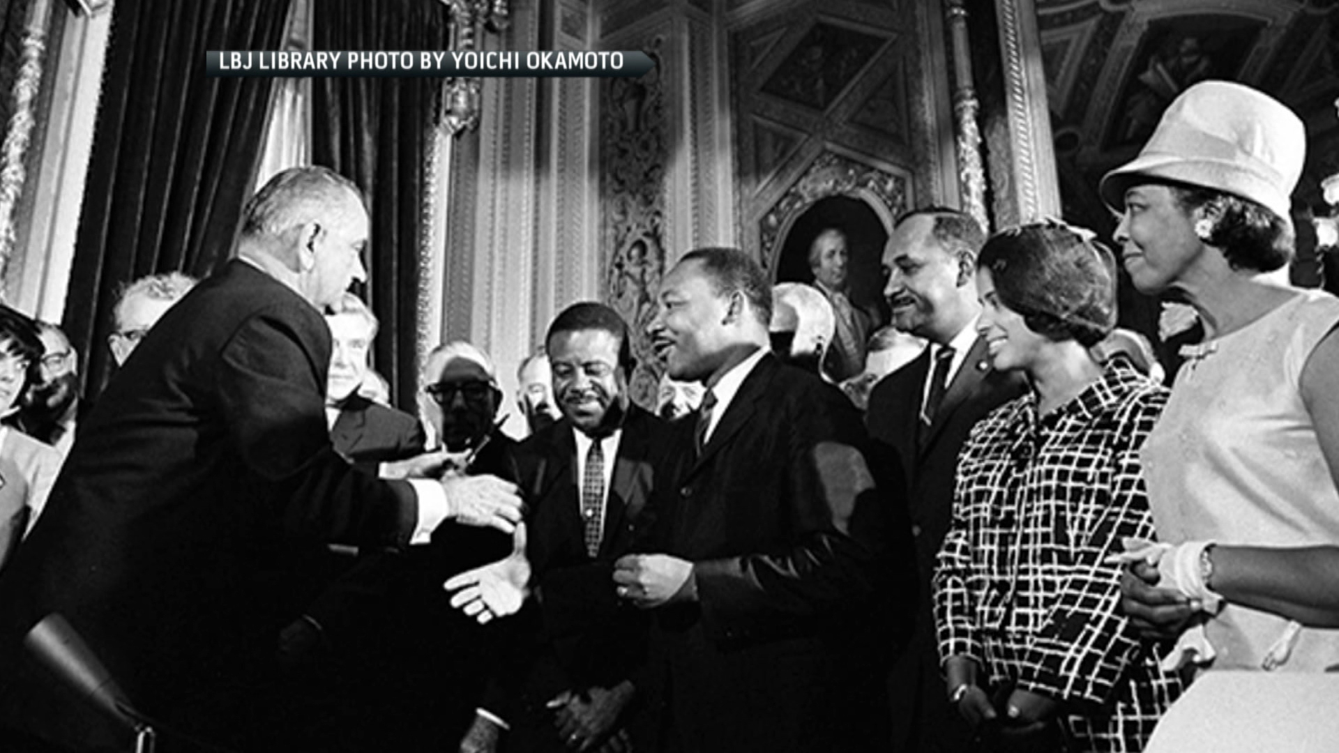 Fifty years after the Civil Rights Act