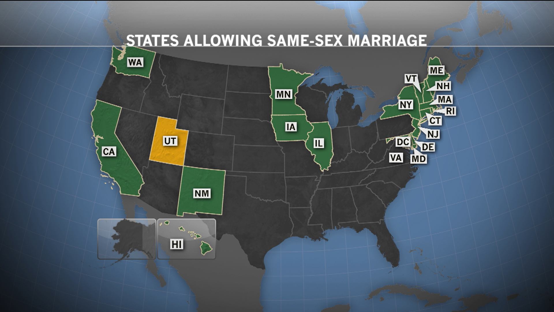 Marriage 'patchwork' not sustainable