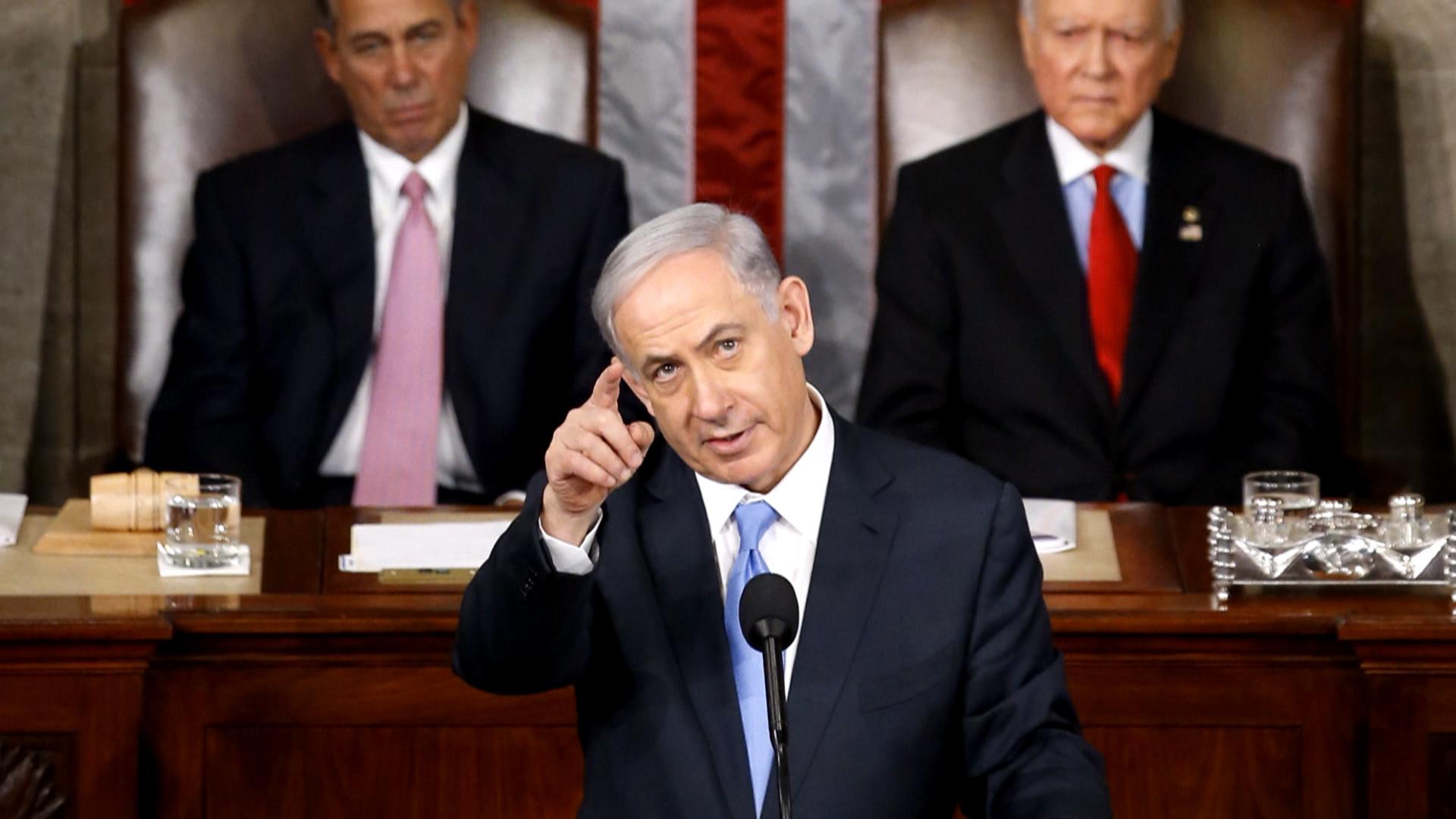 Fallout from Netanyahu speech continues