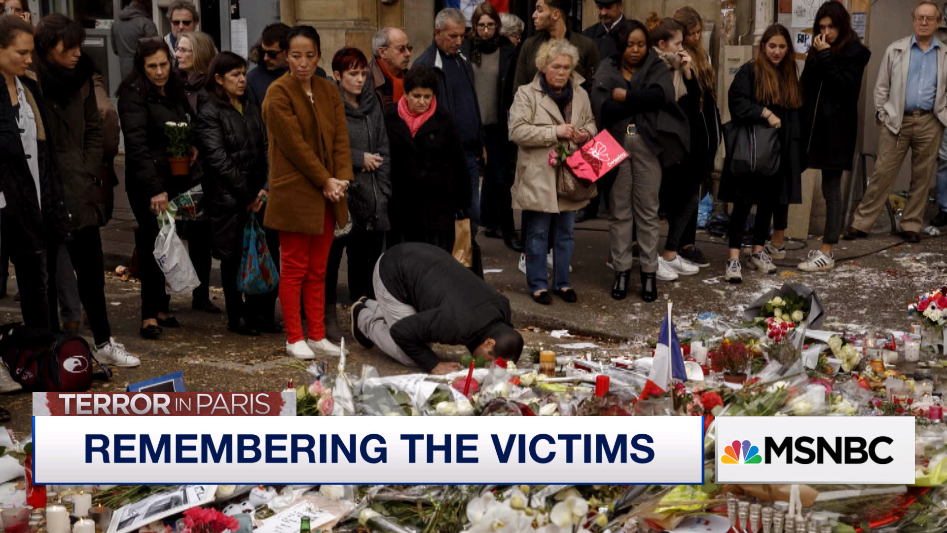 More about Paris victims who died